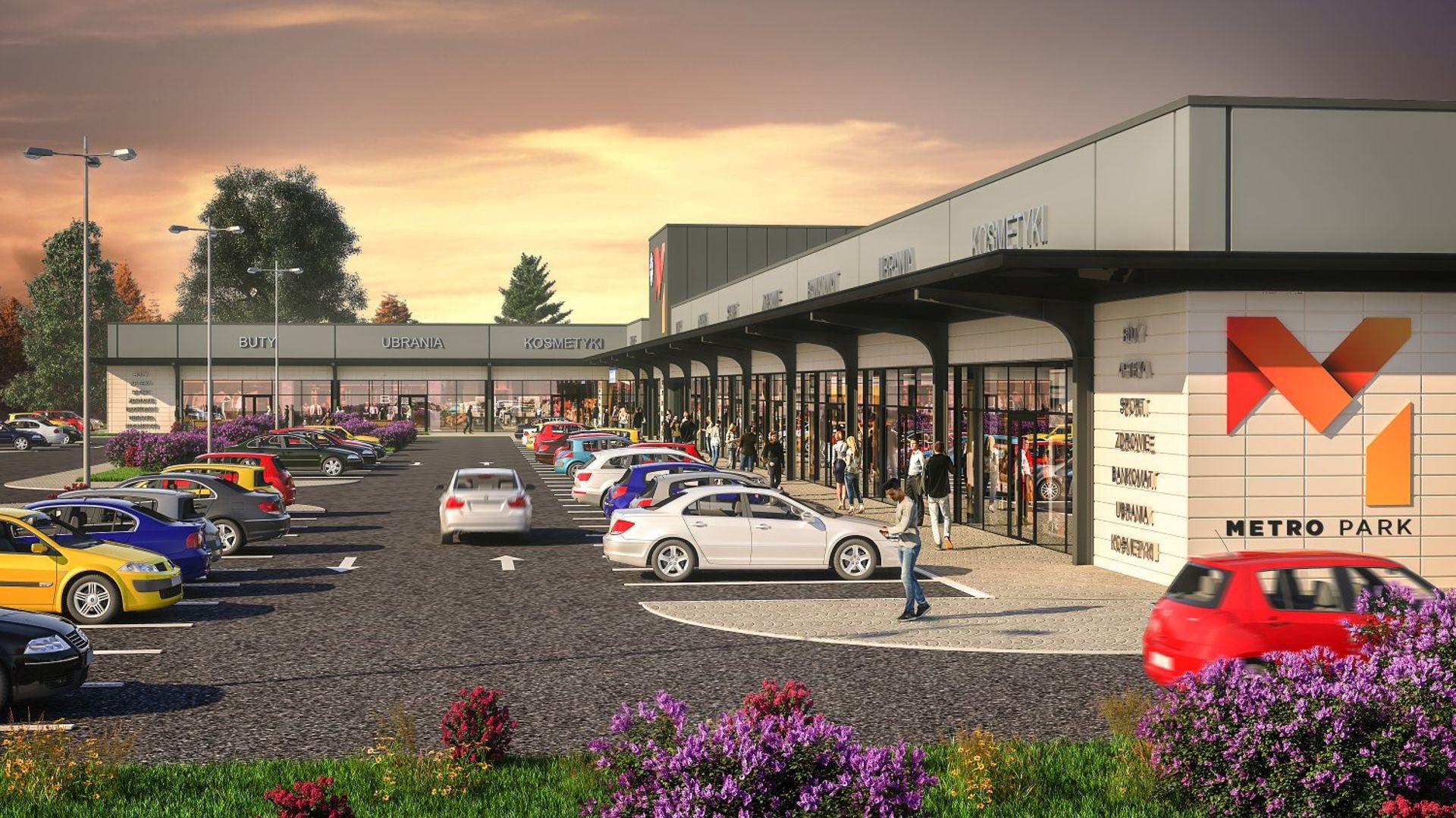 Dolny Śląsk: Metropolitan Investment wybuduje nowy park handlowy z Zgorzelcu