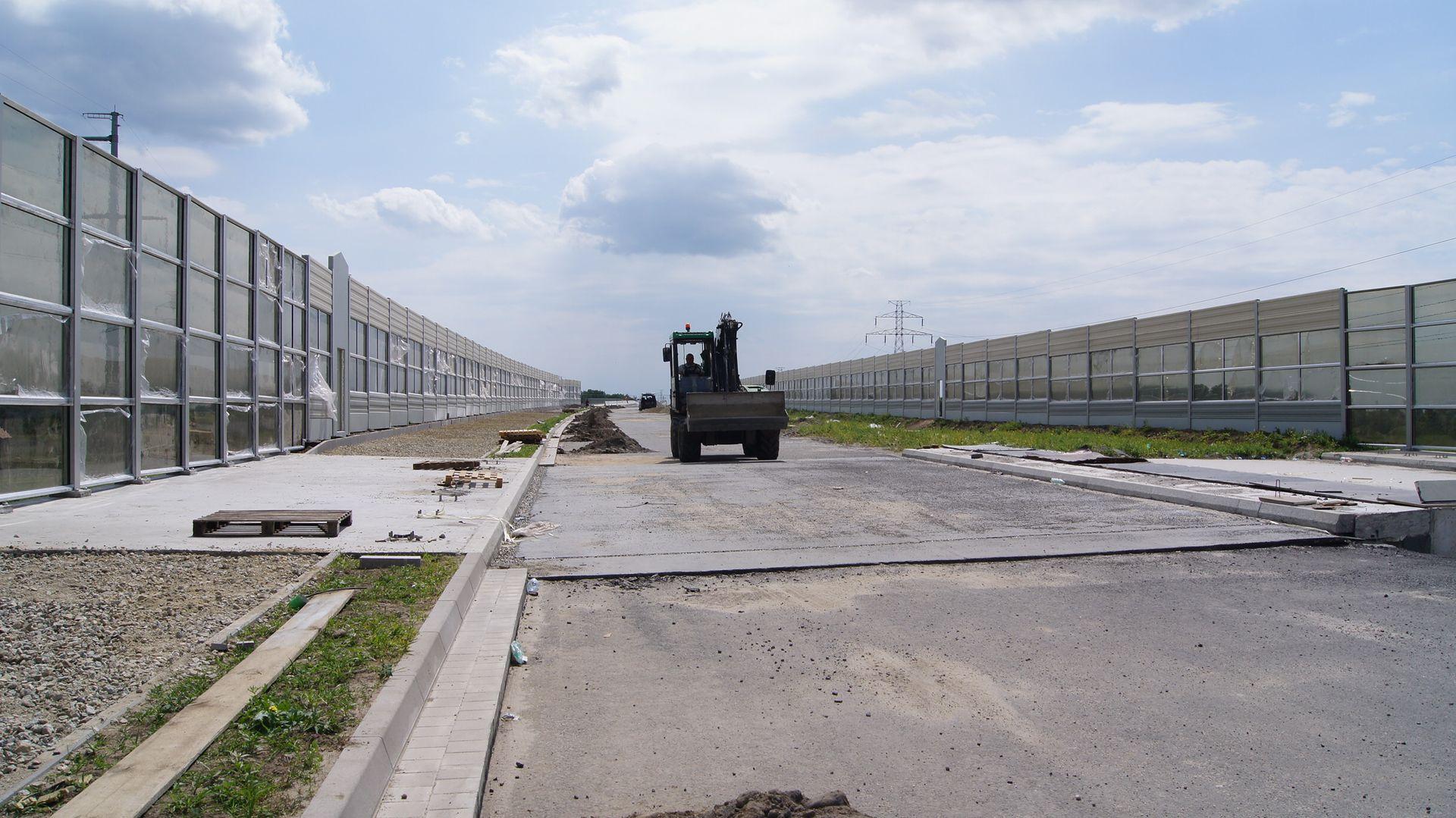 [Wrocław] Ponad 100 mln złotych za północny odcinek WOW. Kiedy nim pojedziemy?
