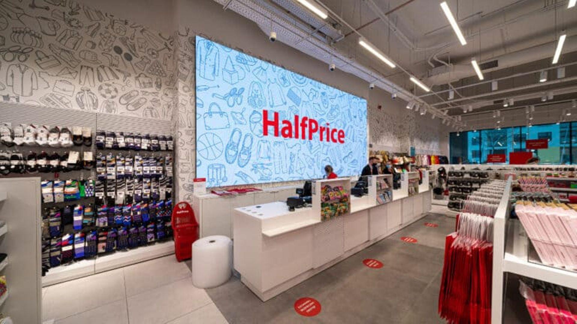 We Wrocławiu zostanie otwarty jeden z pierwszych sklepów nowej sieci handlowej HalfPrice