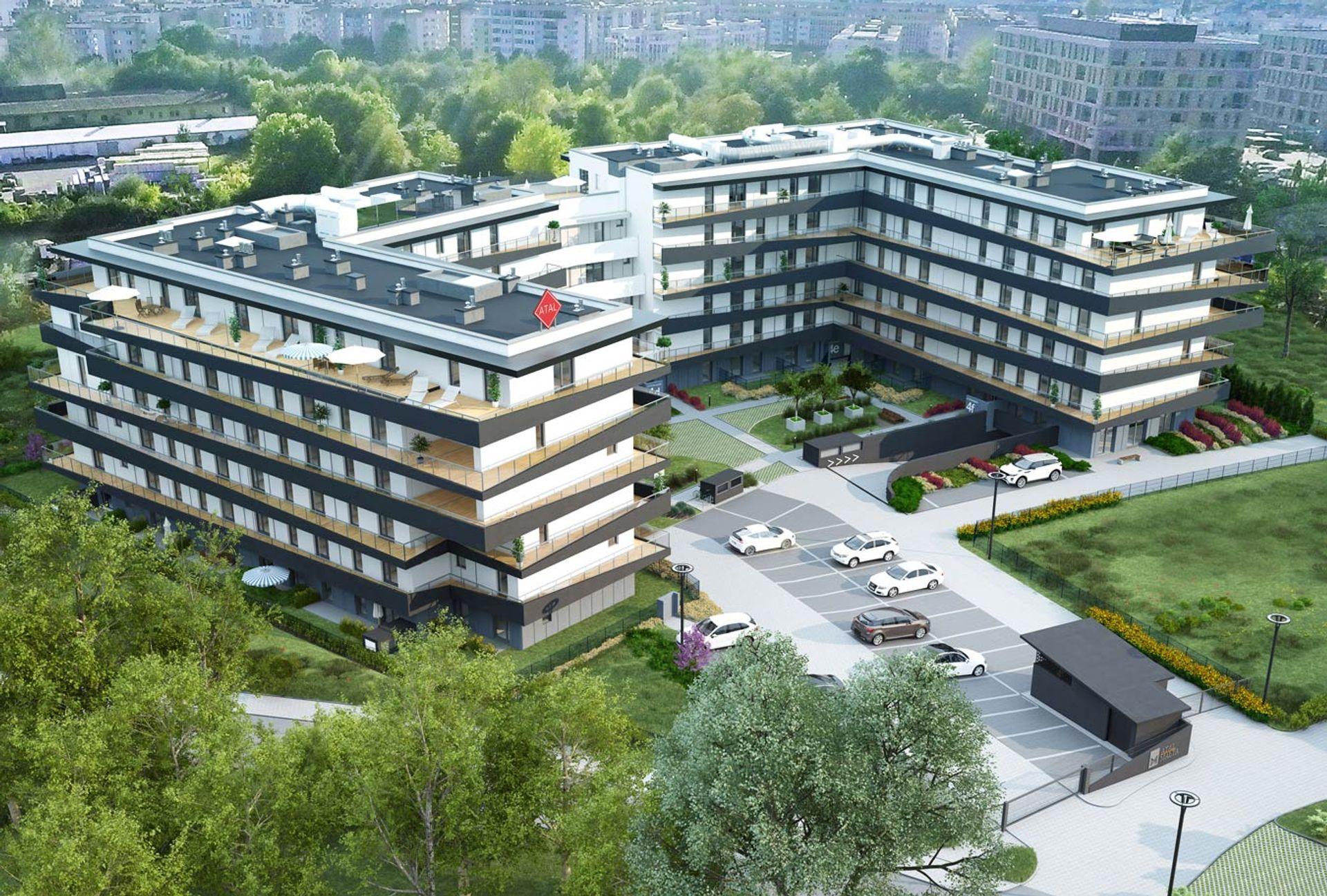 [Poznań] ATAL wchodzi do stolicy Wielkopolski. Wybuduje mieszkania obok Malty [WIZUALIZACJE]
