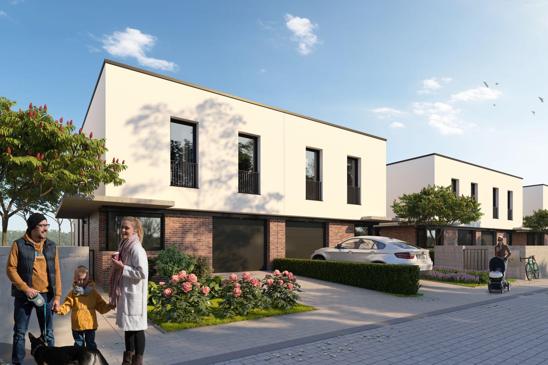 Wrocław: Park Wojszyce – nowe osiedle obejmie ponad sto domów i mieszkań