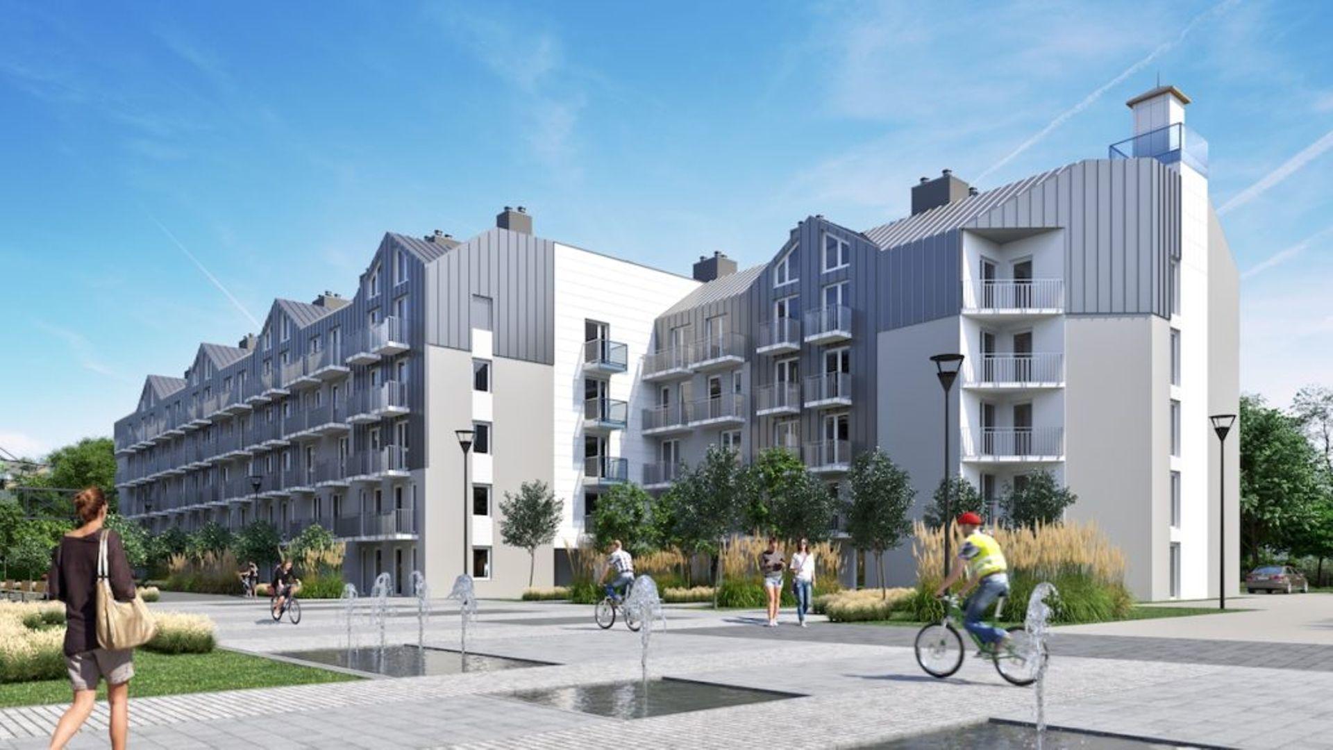 Sprzedaż II etapu Nadolnik Compact Apartments w Poznaniu na półmetku