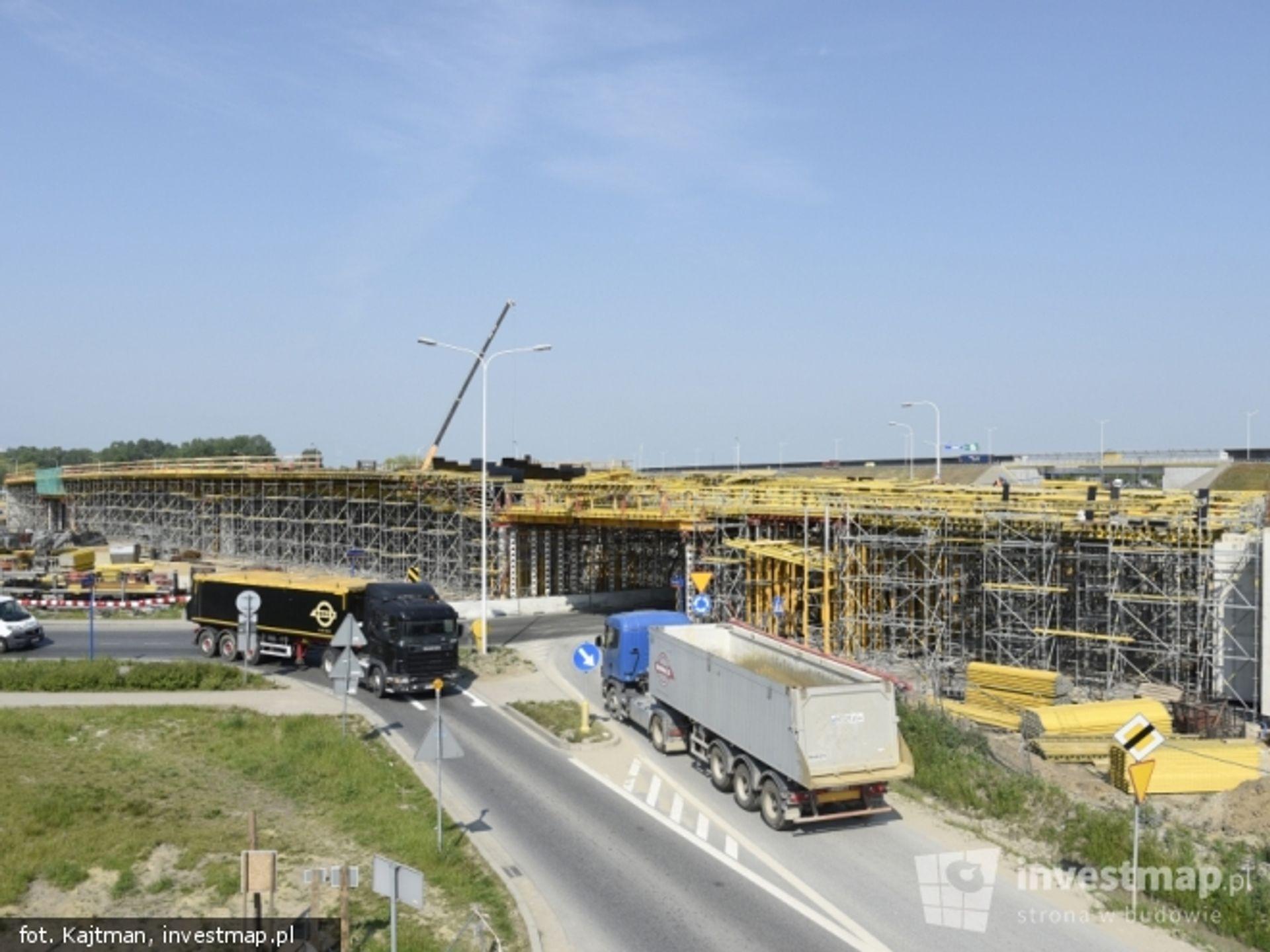 [dolnośląskie] Budowa trasy S5 coraz bardziej zaawansowana