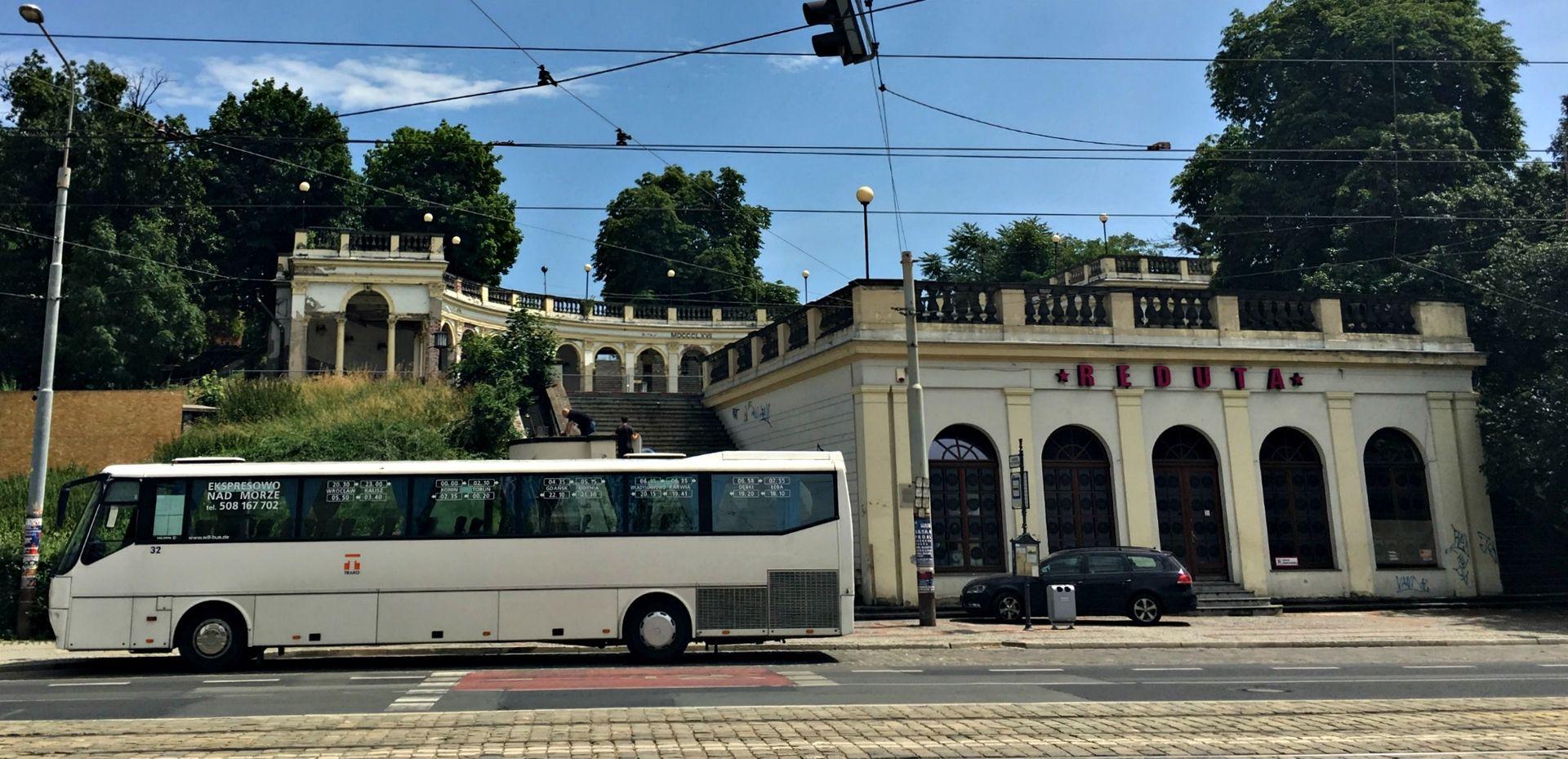 [Wrocław] Drugie życie Wzgórza Partyzantów. Miasto chce odtworzyć gloriettę
