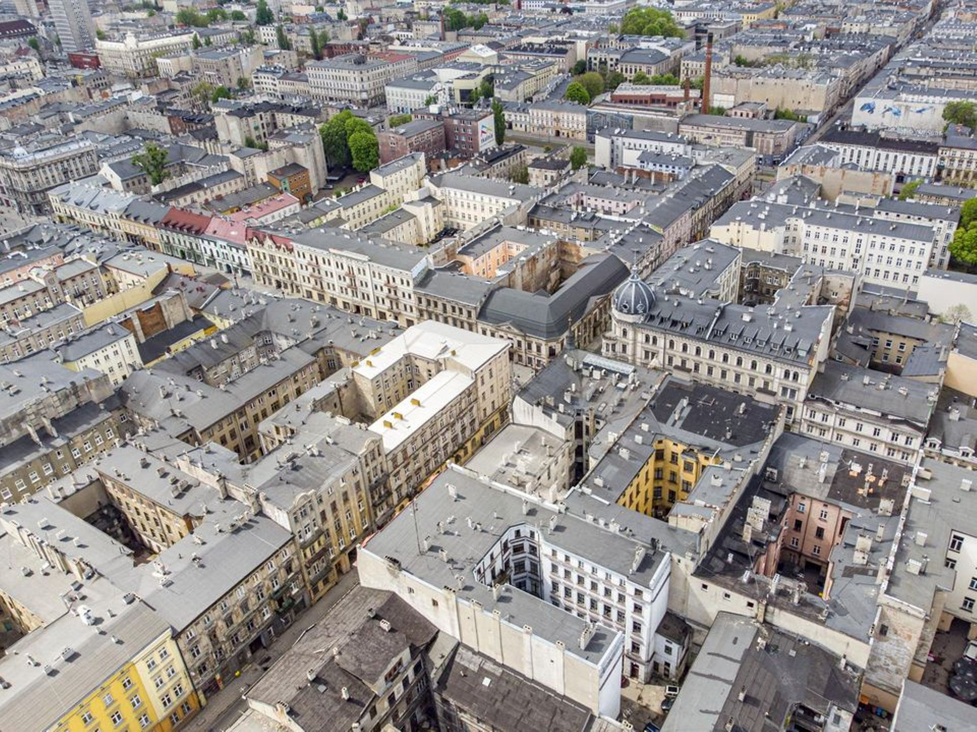 Pięciu dużych inwestorów zainteresowanych budową pół tysiąca mieszkań dla Łodzi