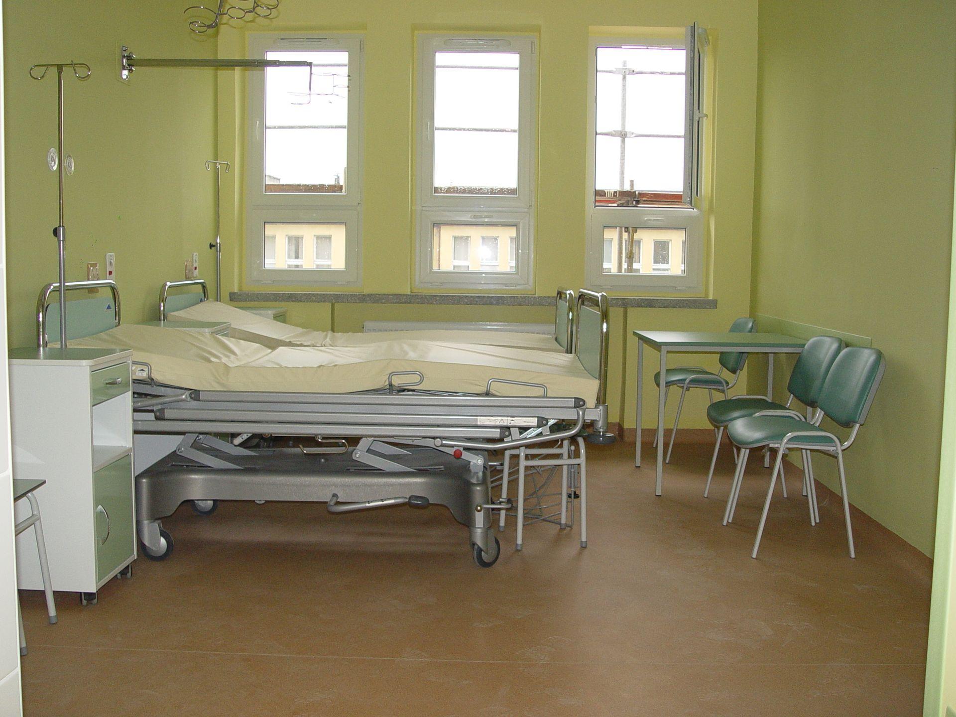 [śląskie] Odremontowany oddział wewnętrzny i nowa oferta medyczna w Szpitalu Miejskim w Zabrzu