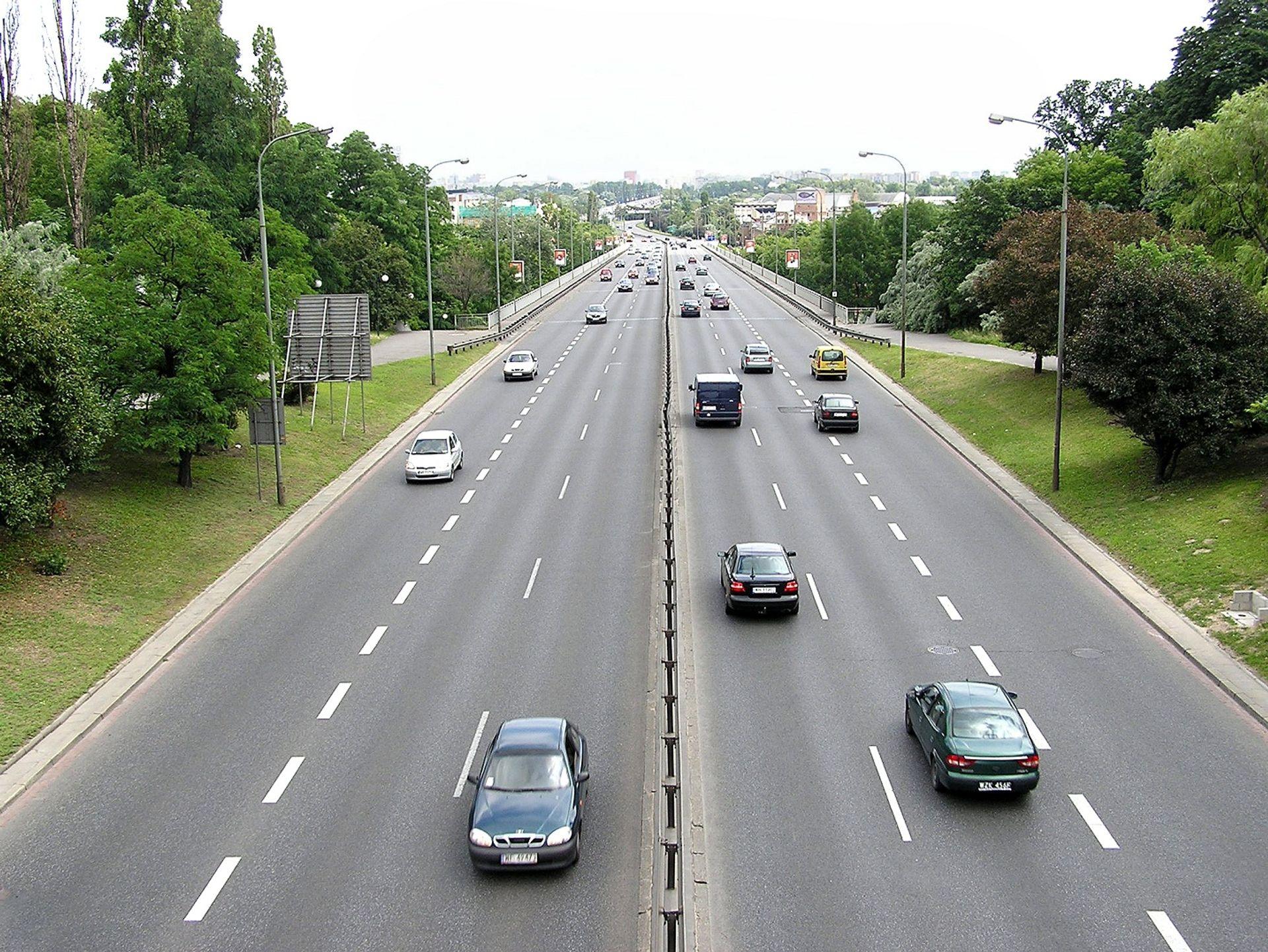 A4 Katowice-Kraków bardziej przyjazna. Ekran akustyczny w Jaworznie