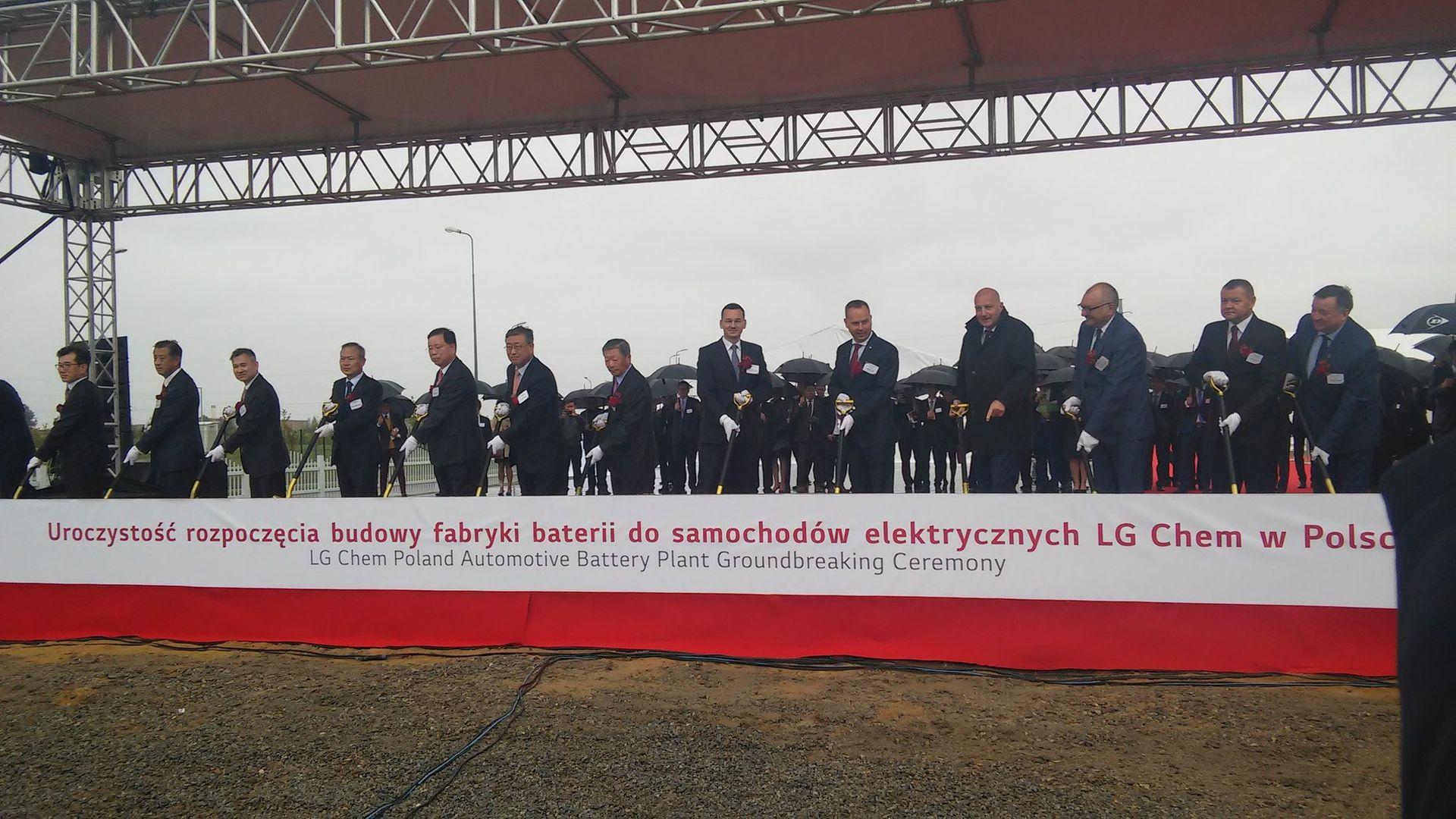 [Aglomeracja Wrocławska] 1,3 mld złotych i 700 miejsc pracy. LG Chem inwestuje w ogromną fabrykę