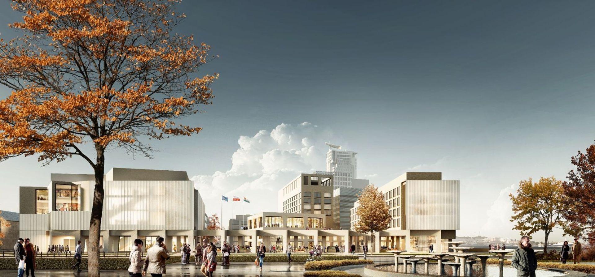 [Gdynia] Konkurs na koncepcję nowego etapu Gdynia Waterfront rozstrzygnięty
