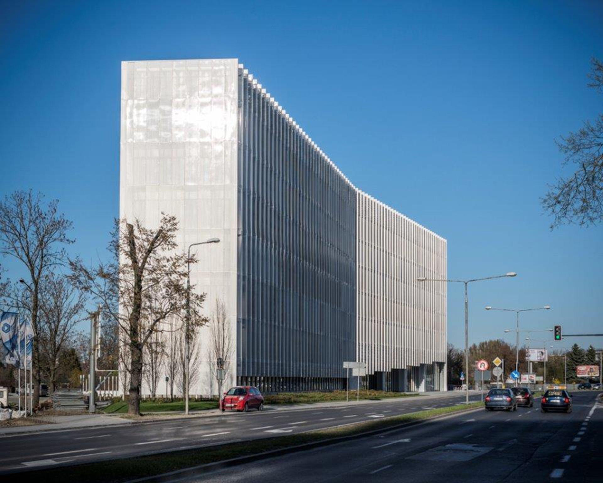 [Warszawa] GreenWings Offices z finalnym certyfikatem BREEAM lepszym od wstępnego