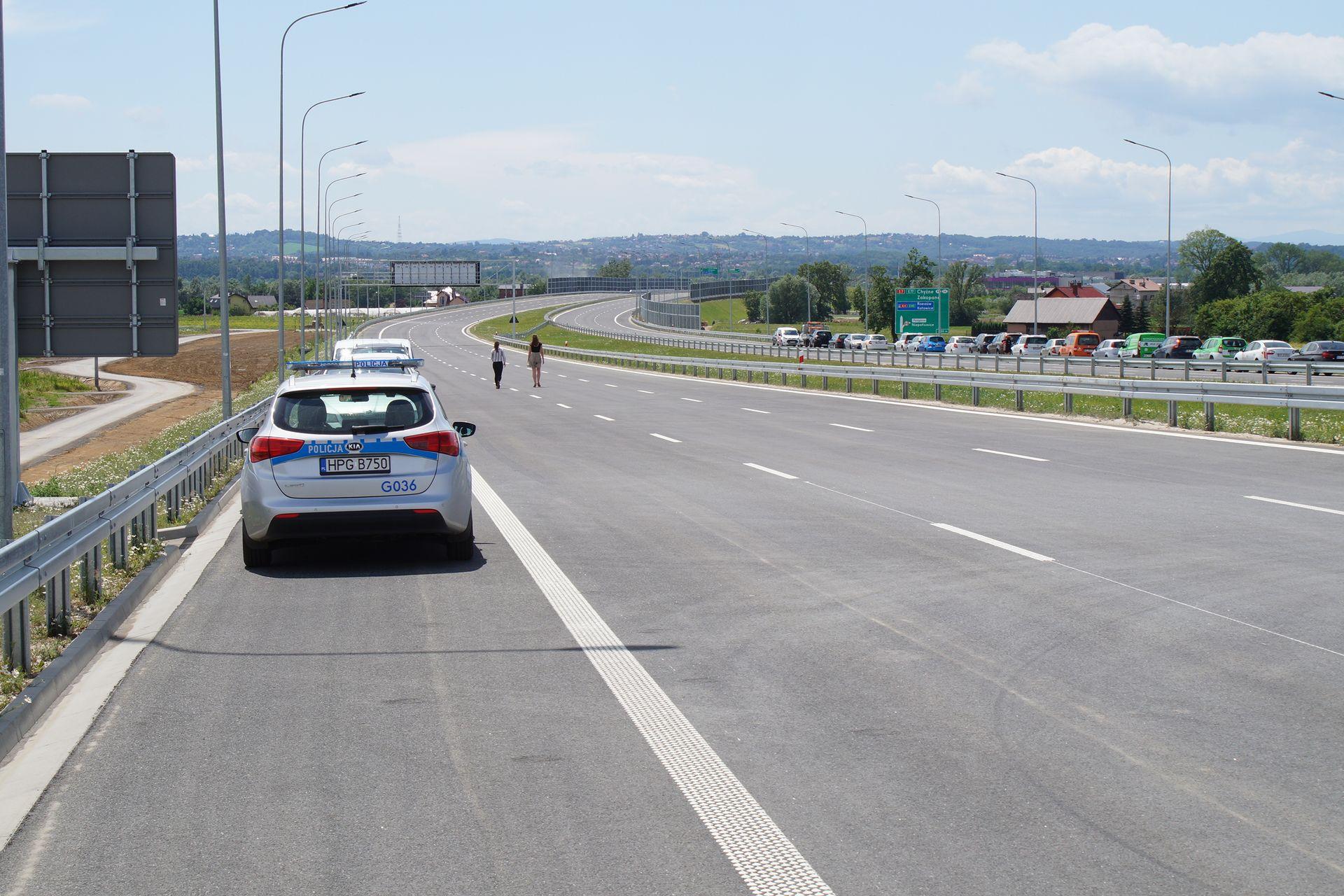 [małopolskie] Trwa ostra rywalizacja firm o budowę kolejnych odcinków S7 do granicy województwa świętokrzyskiego