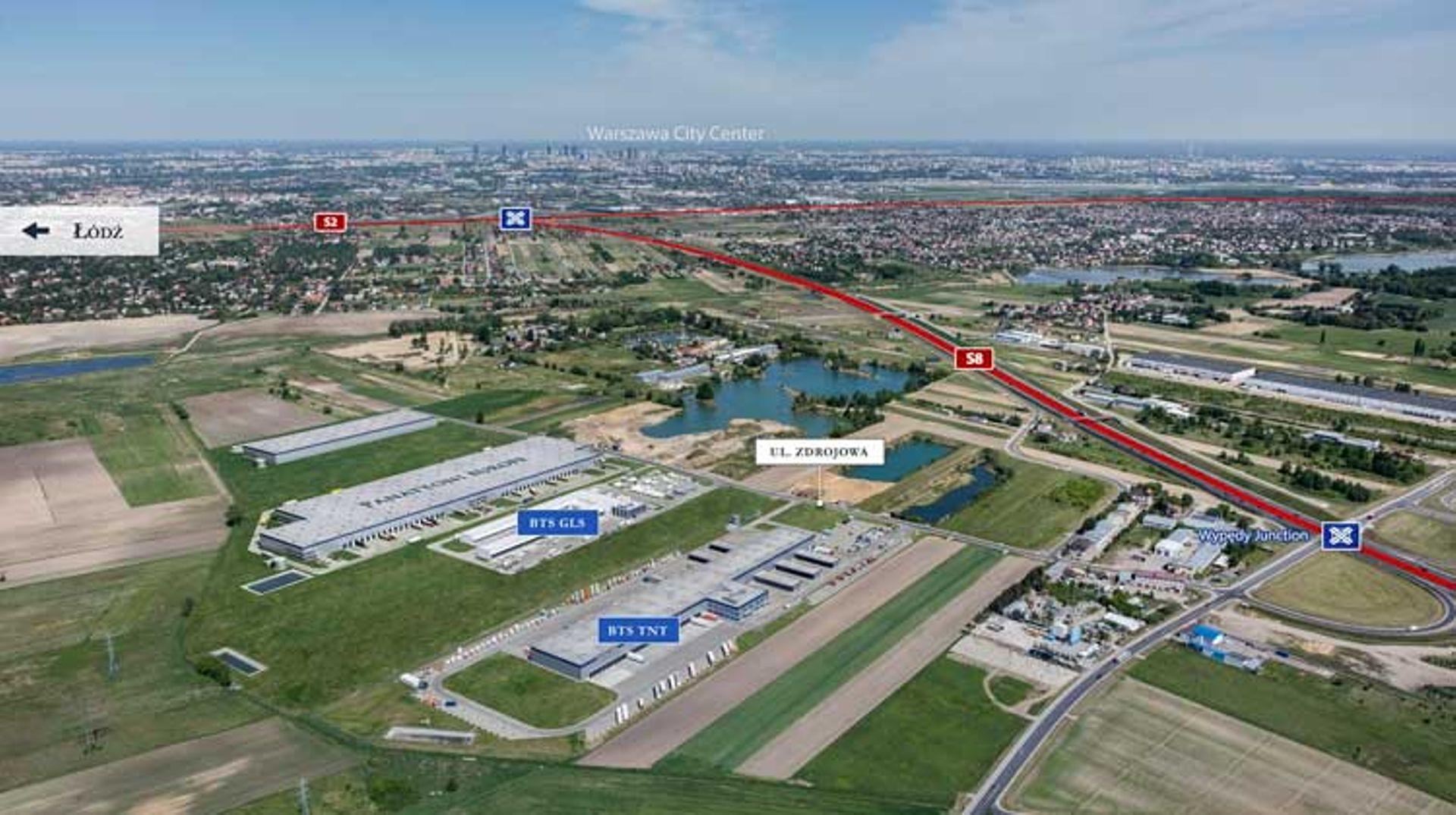 Panattoni kupiło grunt pod Warszawą i rozbuduje park w Jankach