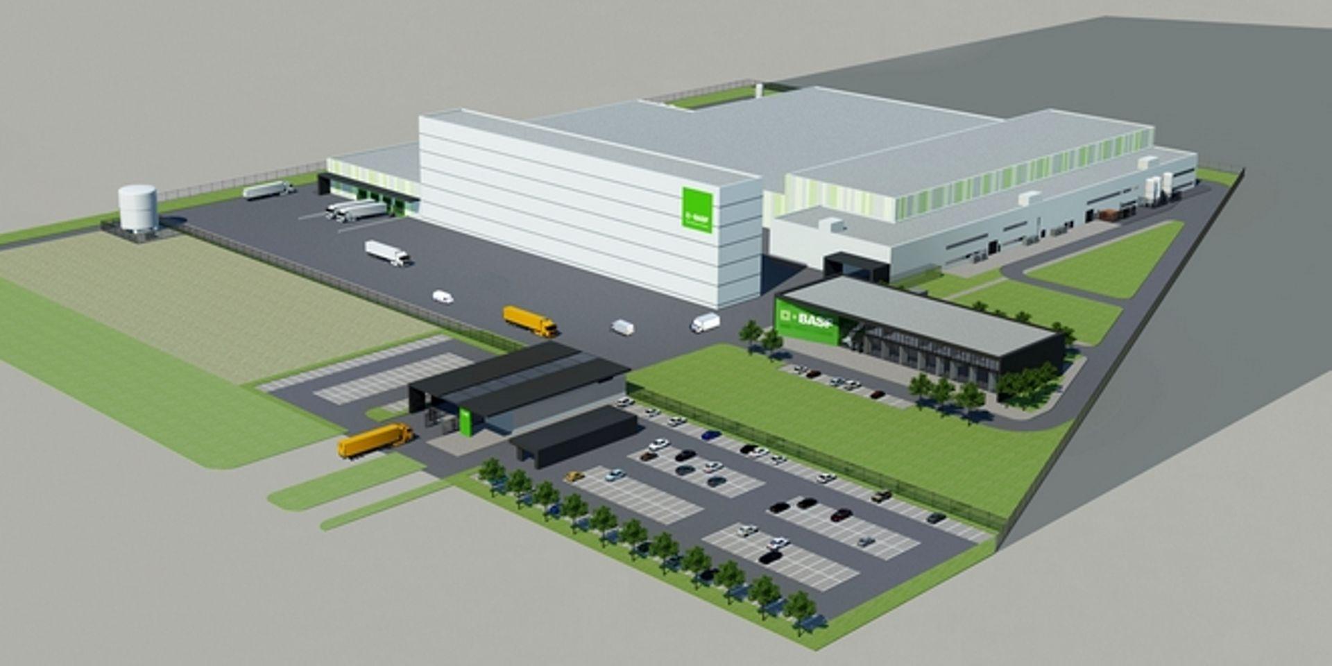 Dolny Śląsk: BASF rozbudował fabrykę katalizatorów pod Środą Śląską