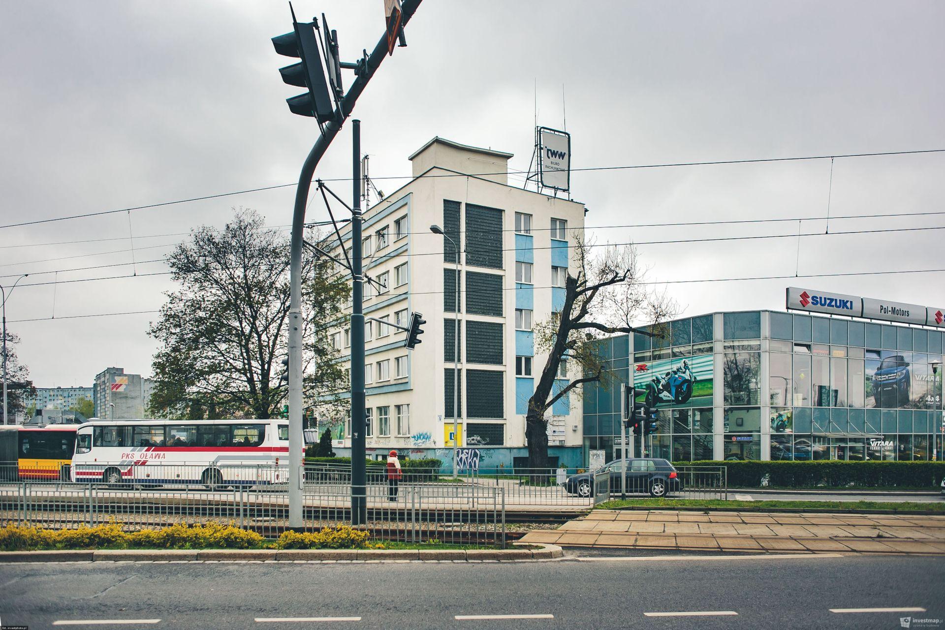 [Wrocław] LC Corp szykuje się do inwestycji przy Kamiennej. Powstanie tam ponad 400 mieszkań