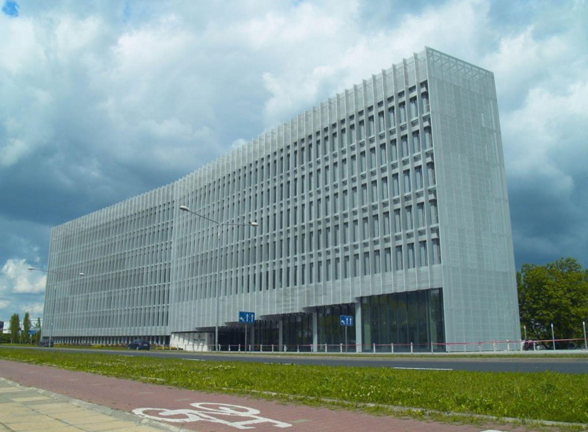 [Warszawa] Pozwolenie na użytkowanie dla biurowca GreenWings Offices