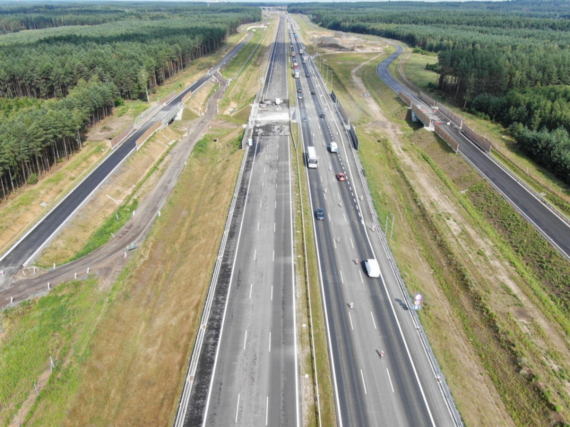 Dolny Śląsk: Wkrótce pojedziemy brakującym odcinkiem drogi S3