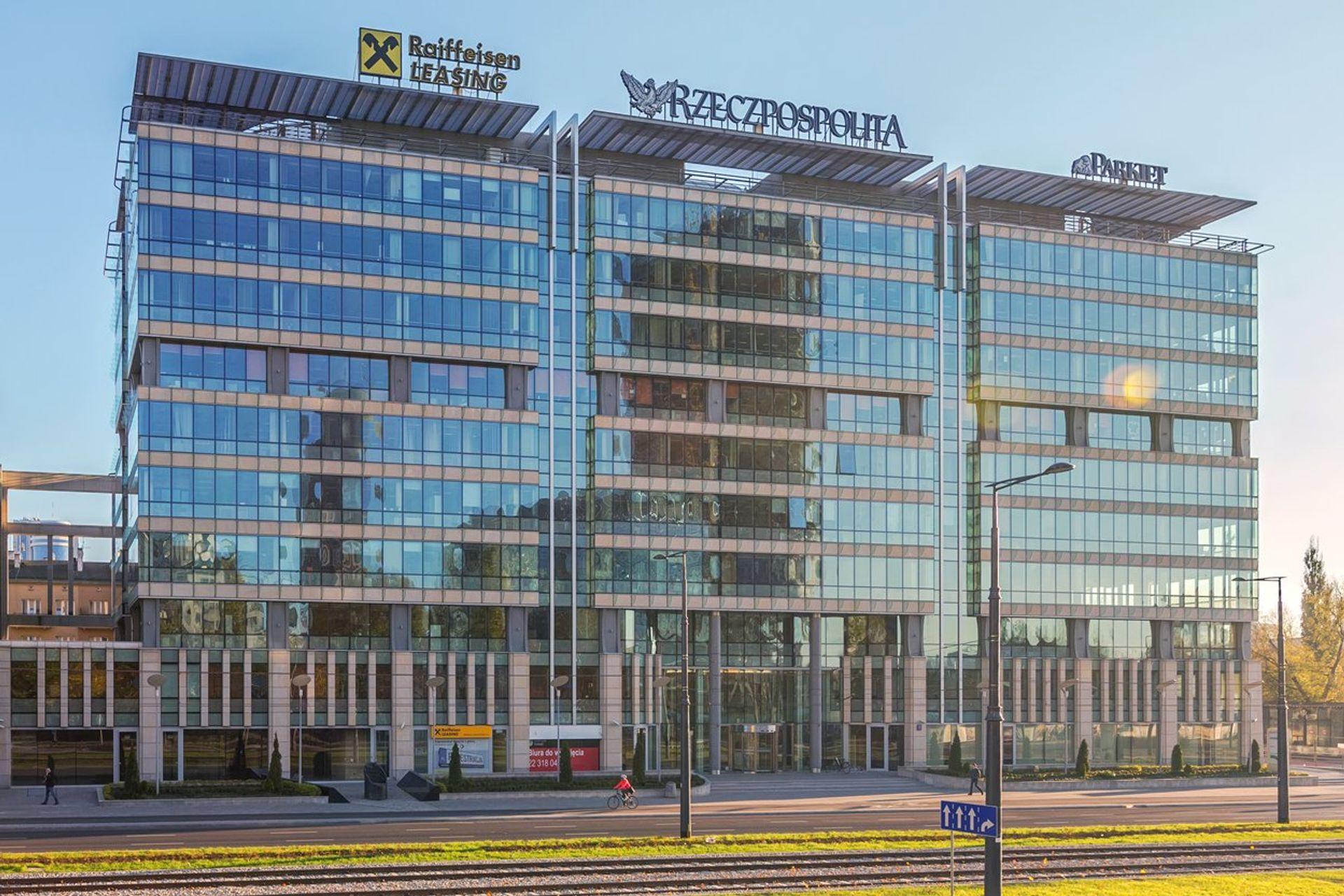[Warszawa] Trustwave rozszerza umowę najmu w Prosta Office Centre