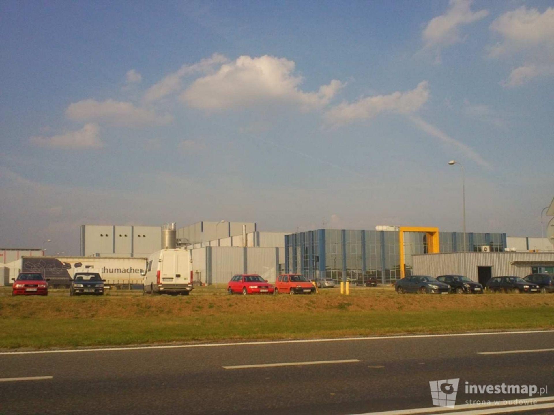[Aglomeracja Wrocławska] Niemiecki Schumacher Packaging zakończył kolejną rozbudowę fabryki w Krępicach