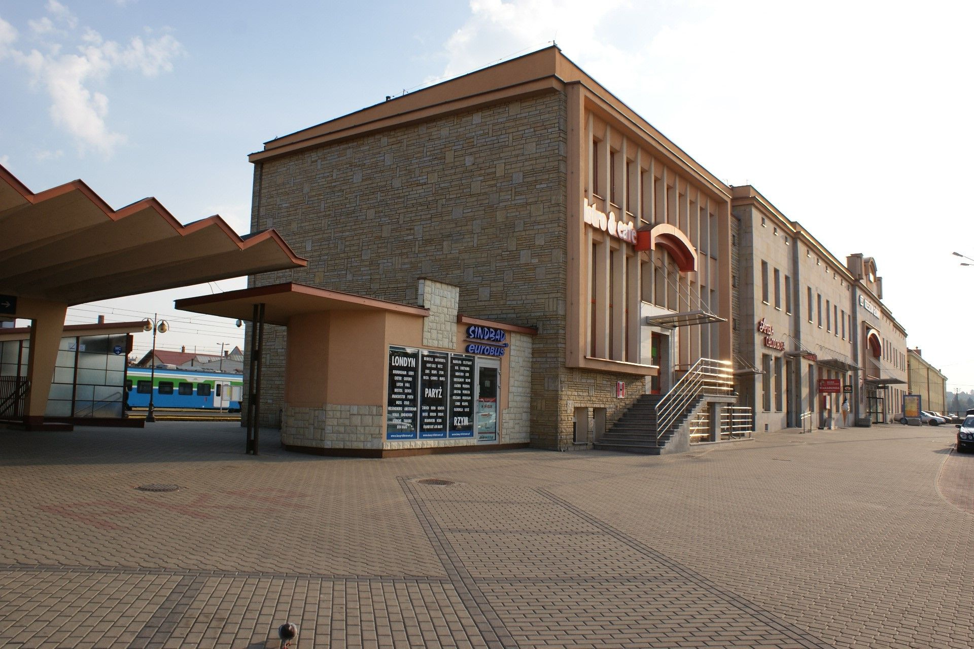 [Rzeszów] Dworzec kolejowy będzie przebudowany