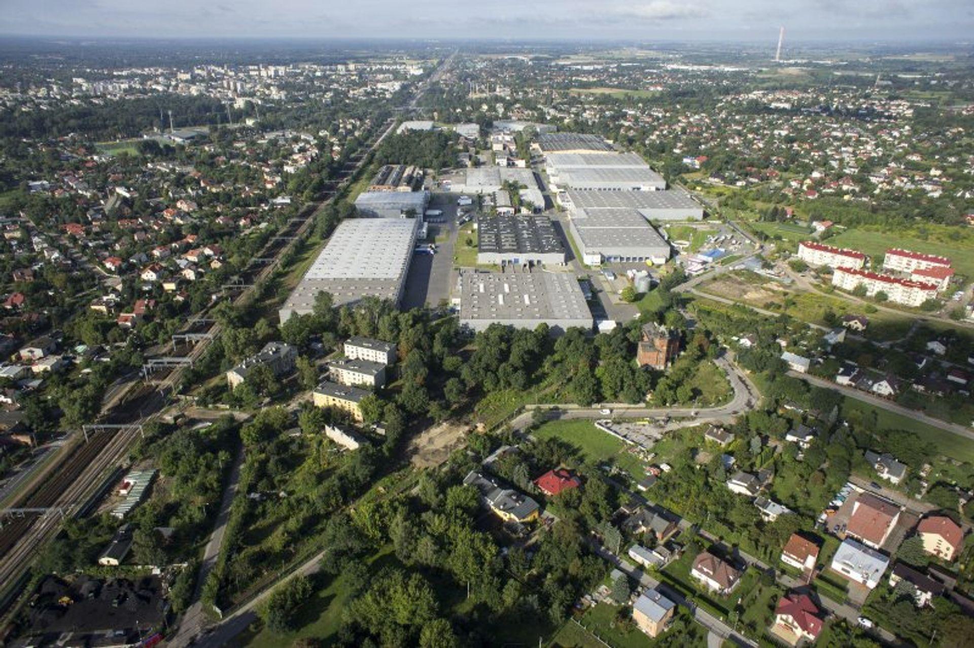 Łódź: Koniec budowy centrów logistycznych Panattoni Europe, obok powstają kolejne