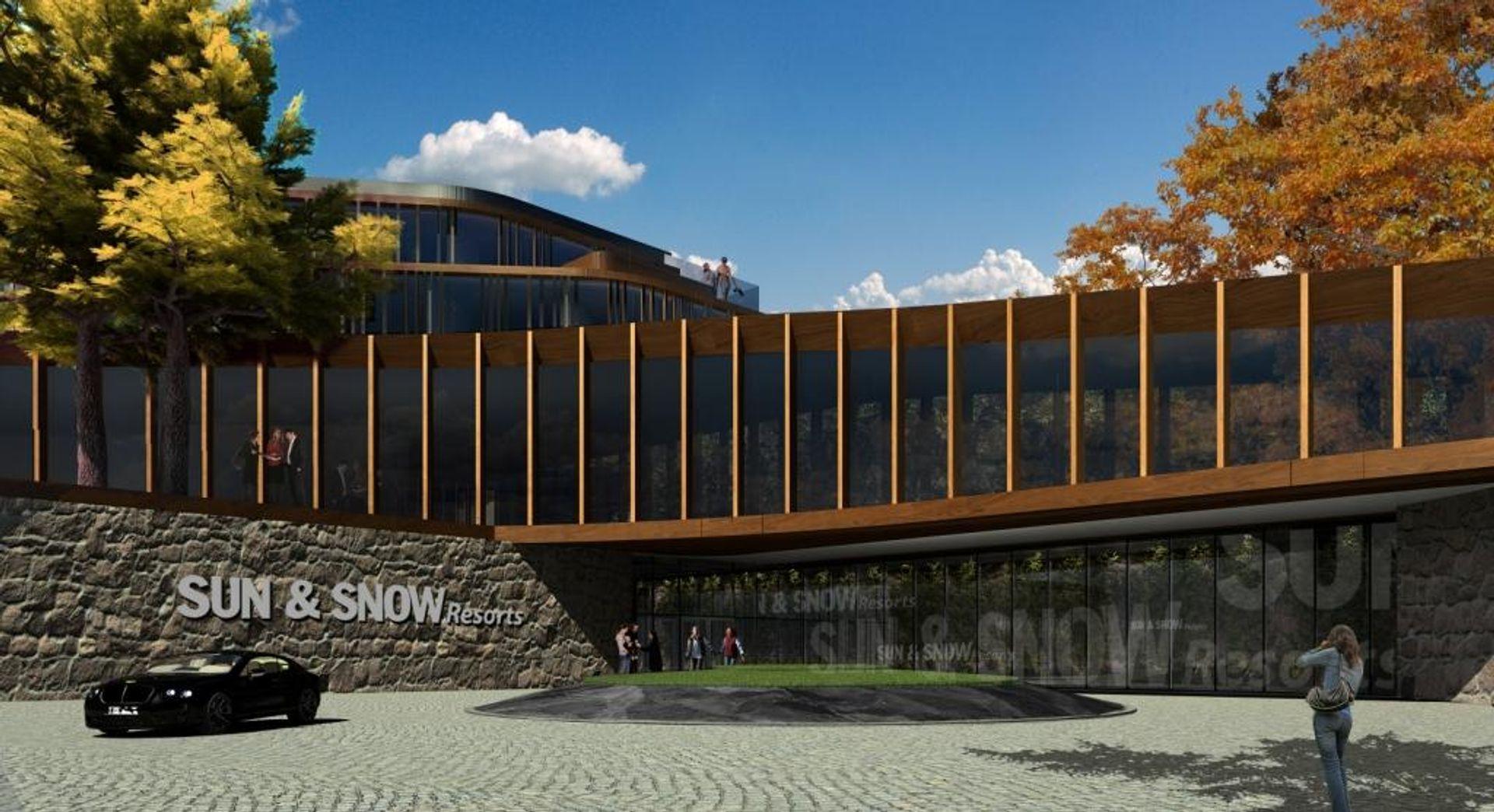 [dolnośląskie] Autorska pracownia architektoniczna KM Rubaszkiewicz zwycięzcą konkursu Sun & Snow na projekt hotelu w Szklarskiej Porębie