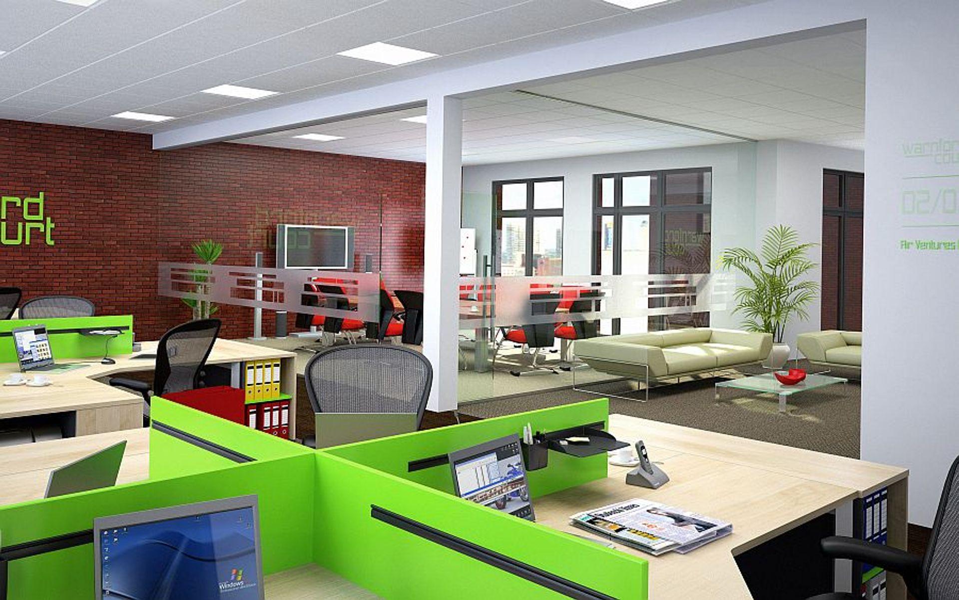 Przestrzeń miejska - przestrzeń biurowa