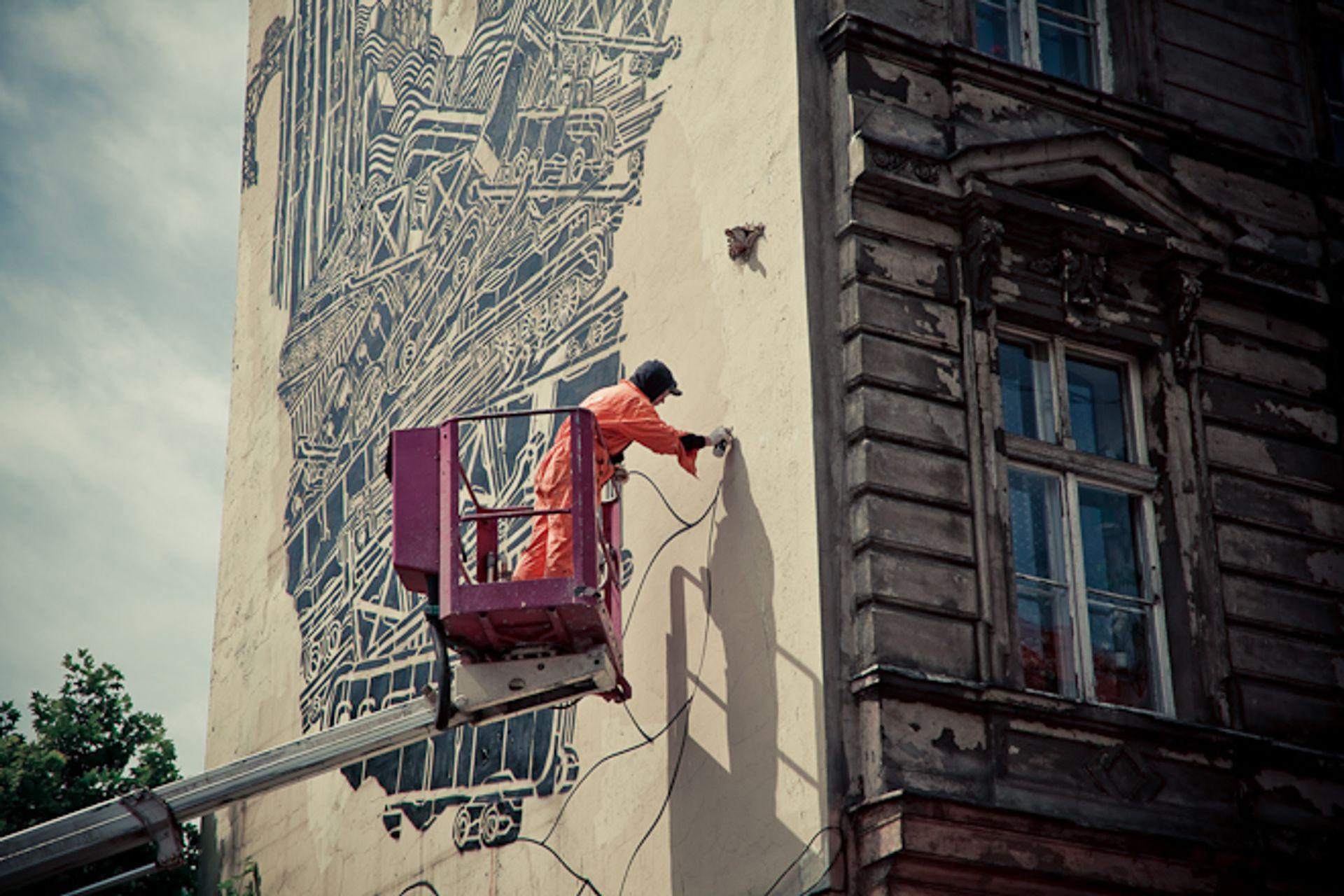 [Wrocław] Nadodrze doczeka się gigantycznej, kolorowej bramy. Zapłaci za nią miasto