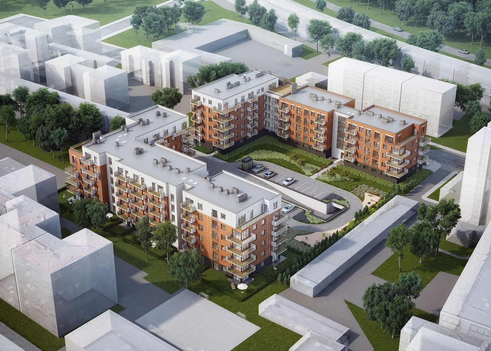 [Gdańsk] ATAL wchodzi do Trójmiasta. Wybuduje apartamenty [WIZUALIZACJE]