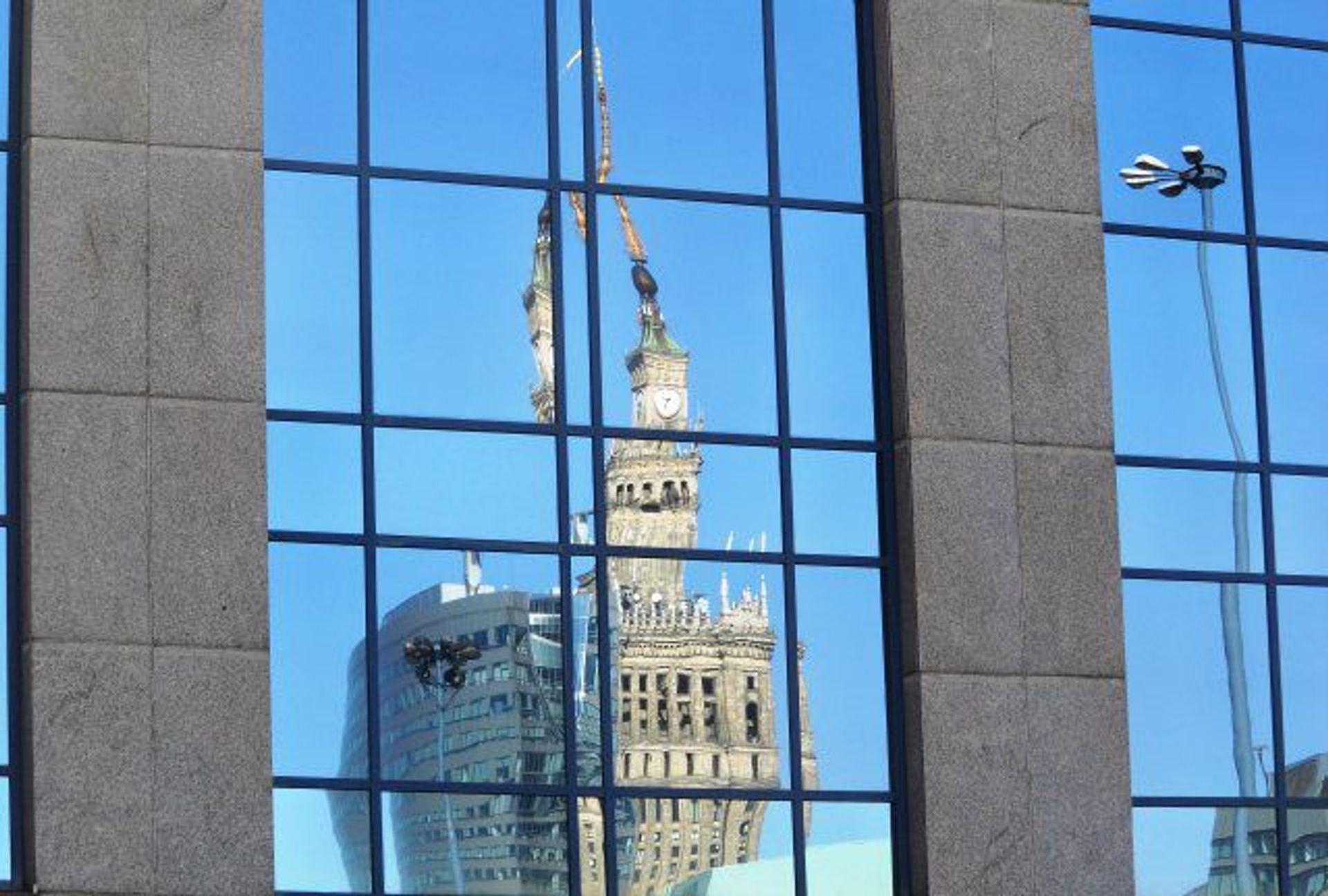 [Warszawa] Rozkwit warszawskich powierzchni biurowych