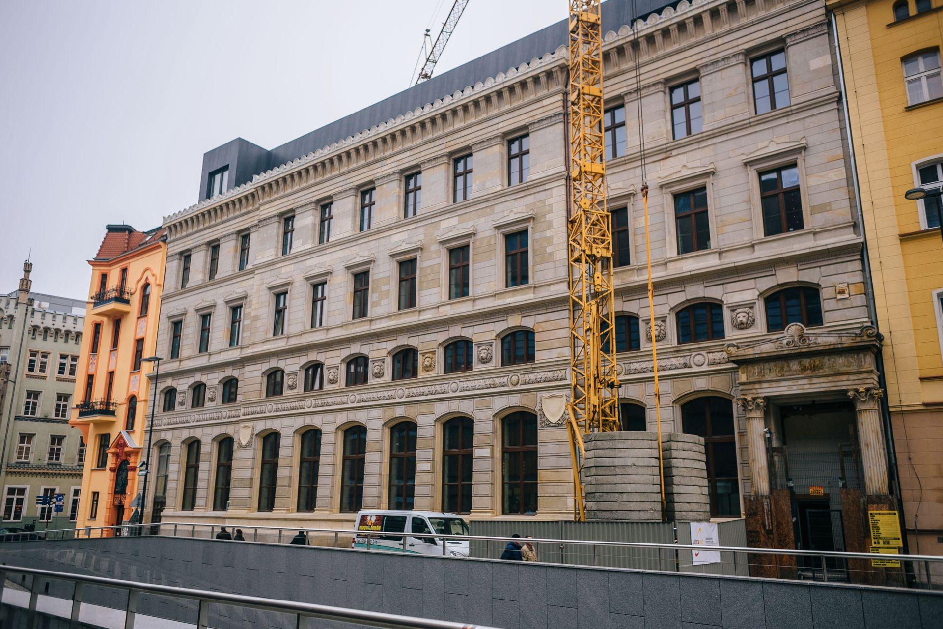 [Wrocław] Nowy hotel przy placu Wolności. To pierwszy obiekt tej sieci w naszej części Europy [FOTO]