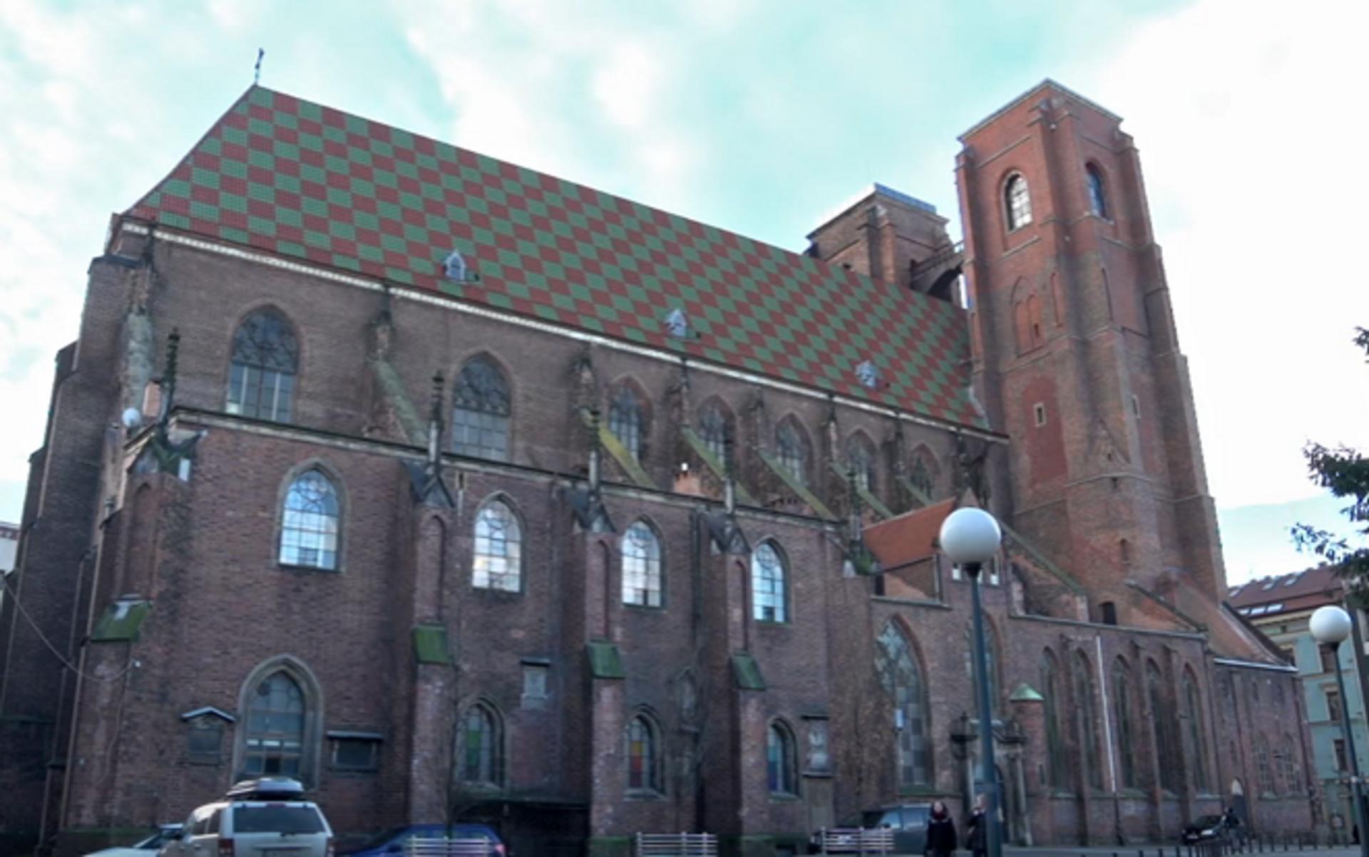 [Wrocław] Kilka wrocławskich kościołów z dotacjami remontów od Ministerstwa Kultury i Dziedzictwa Narodowego