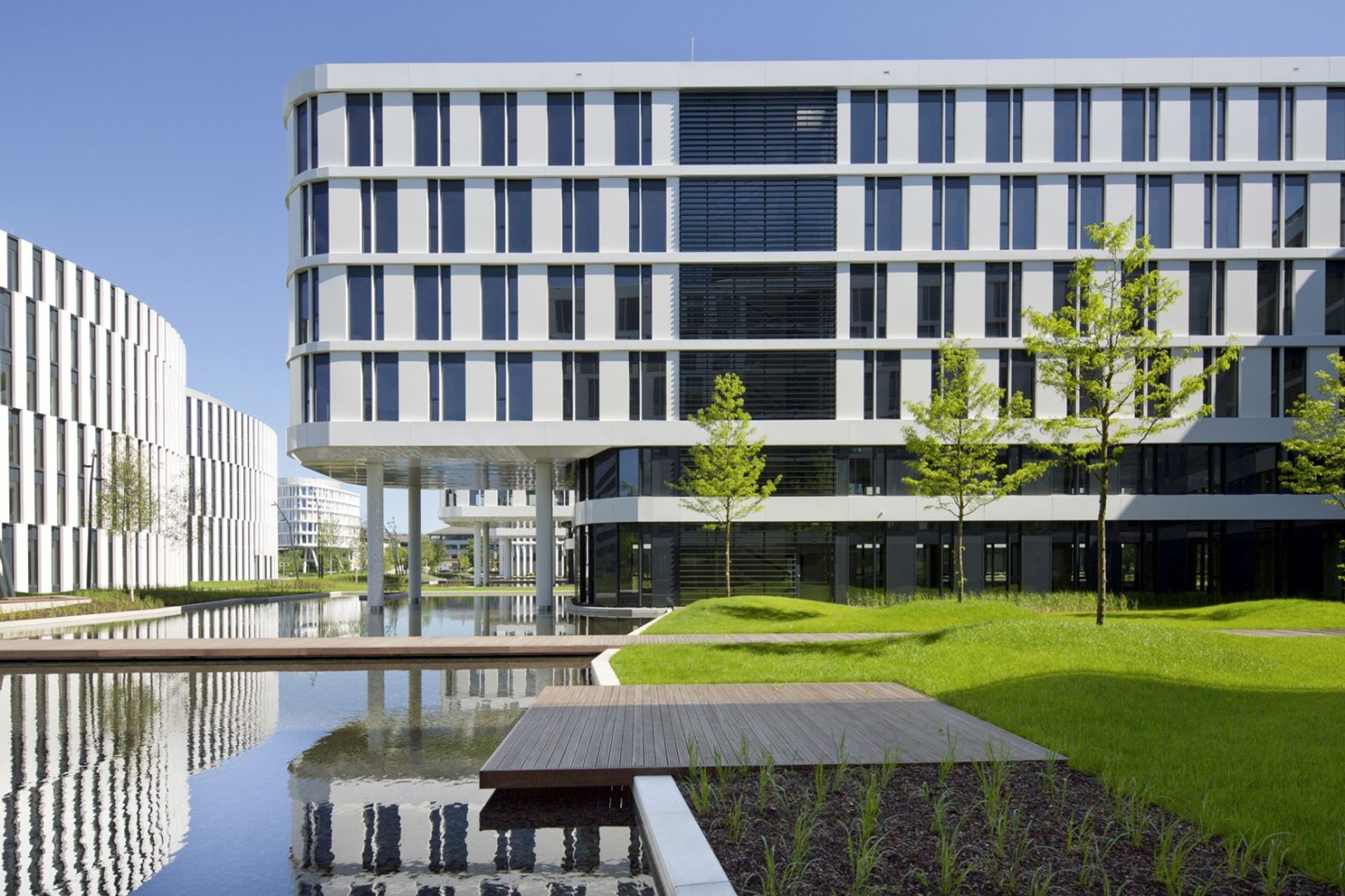 [Warszawa] Zielony certyfikat przyznany. Business Garden jest ekologiczny