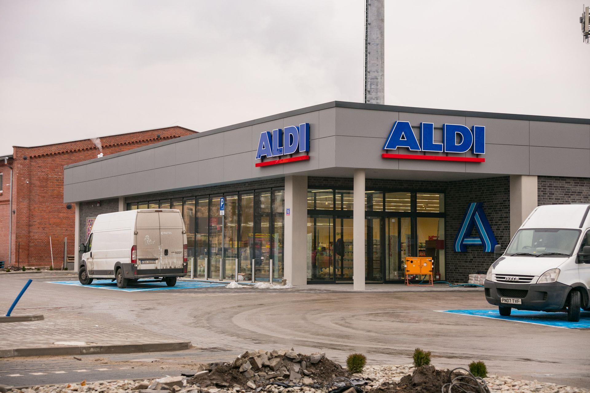 [Wrocław] W przyszłym tygodniu otwarcie nowego sklepu ALDI przy ul. Obornickiej
