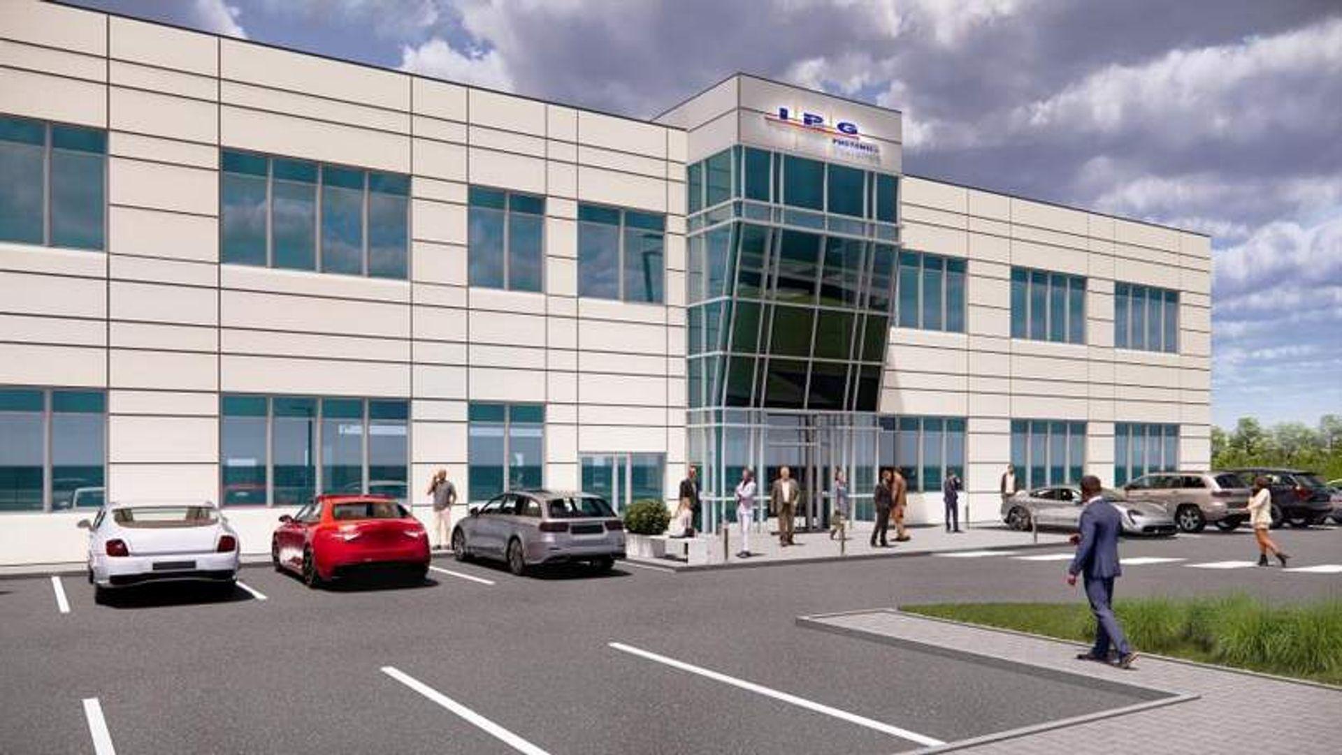 Amerykańska firma  IPG Photonics inwestuje w Gliwicach