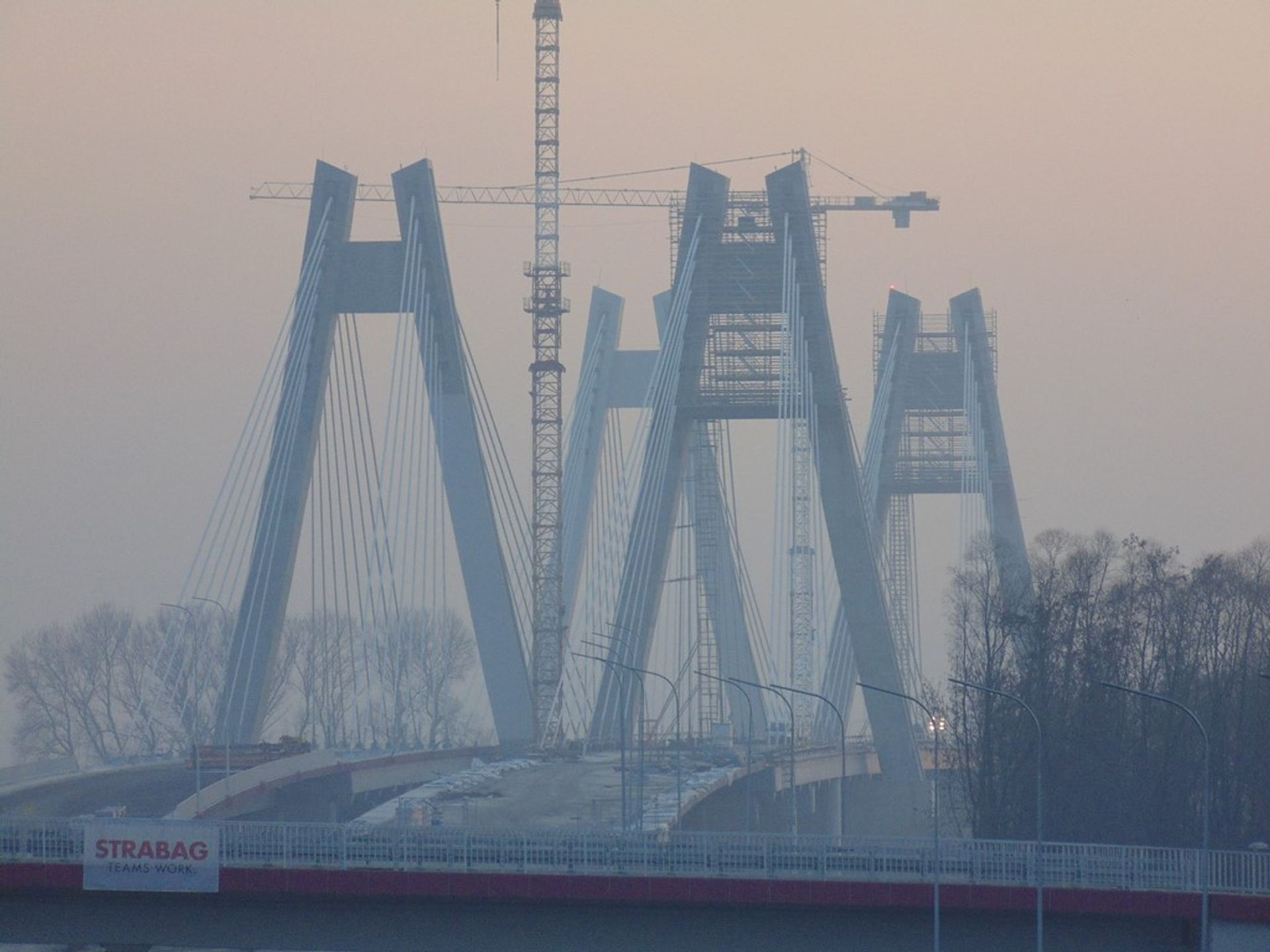 [Kraków] Nowy odcinek wschodniej obwodnicy Krakowa będzie gotowy w lipcu