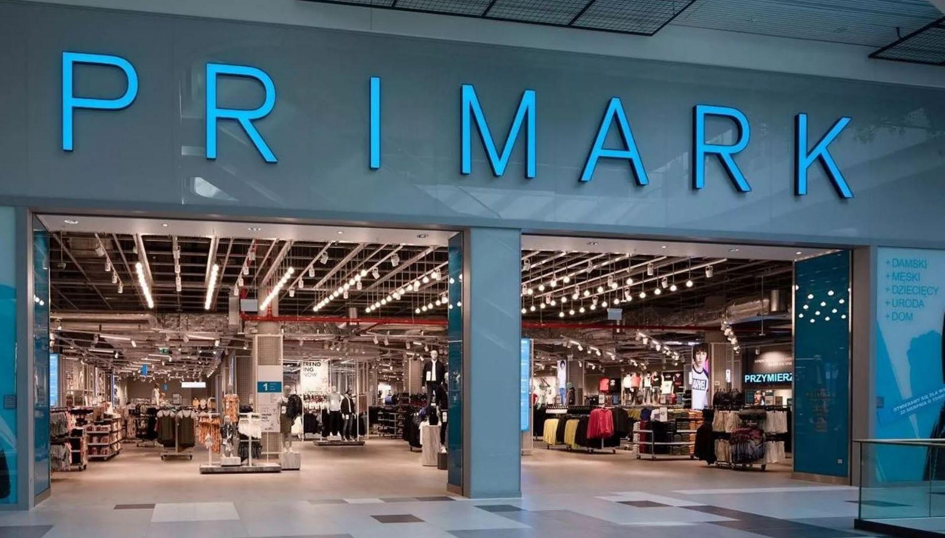 Znana jest dokładna data otwarcia sklepu Primark w Poznaniu