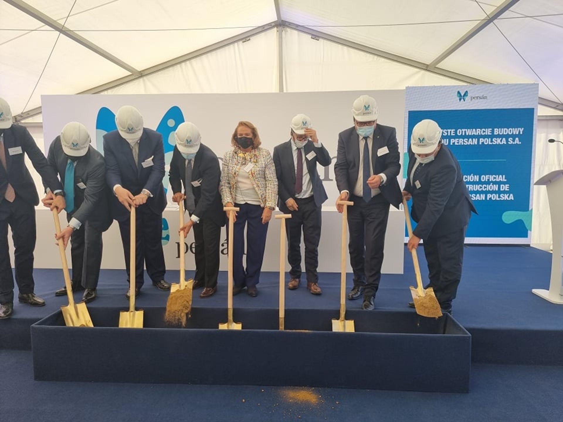 80 milionów euro i ponad 1000 miejsc pracy. Hiszpański Persan inwestuje pod Wrocławiem