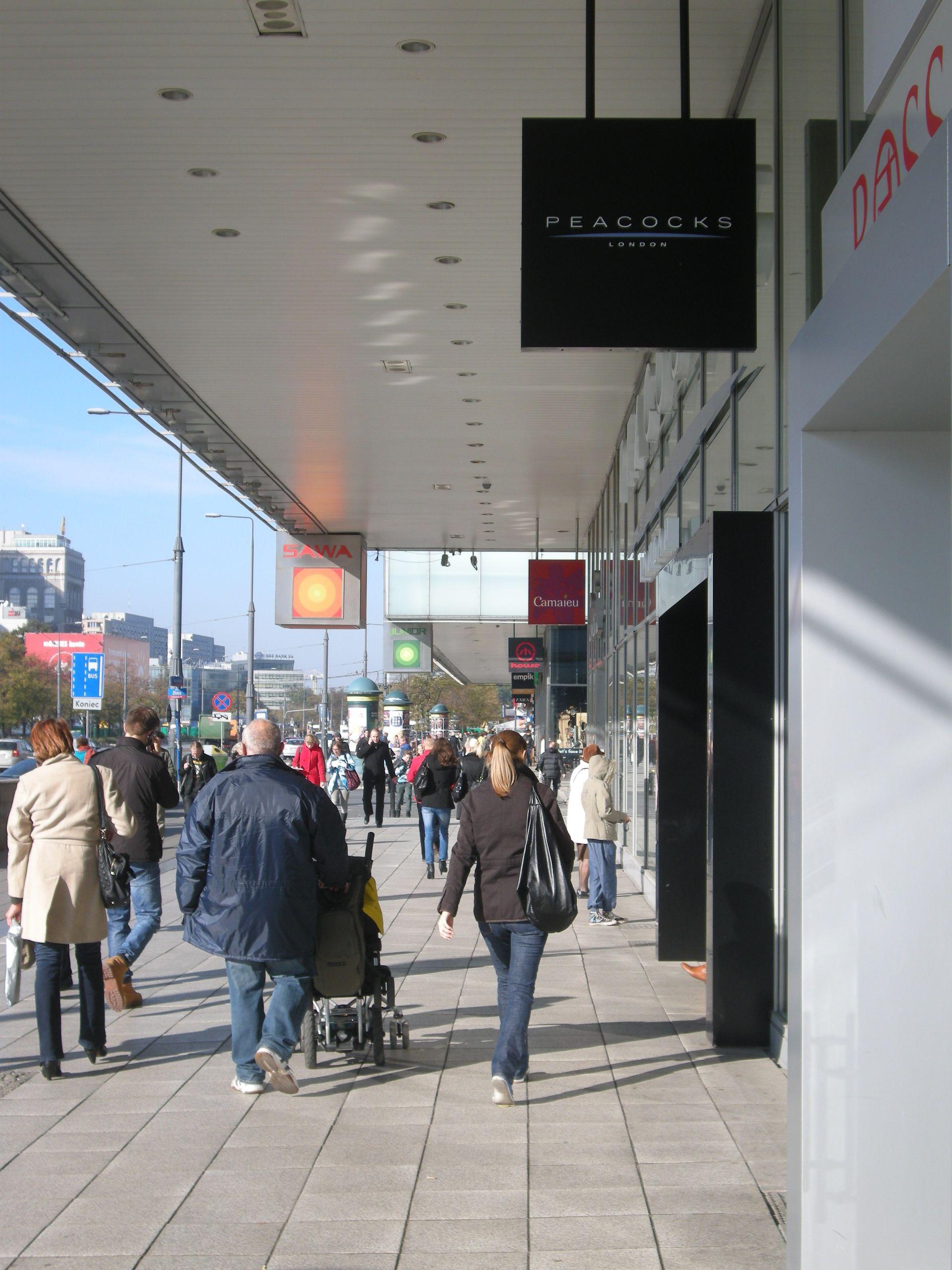 [Warszawa] Rosnący potencjał warszawskiego rynku nieruchomości handlowych