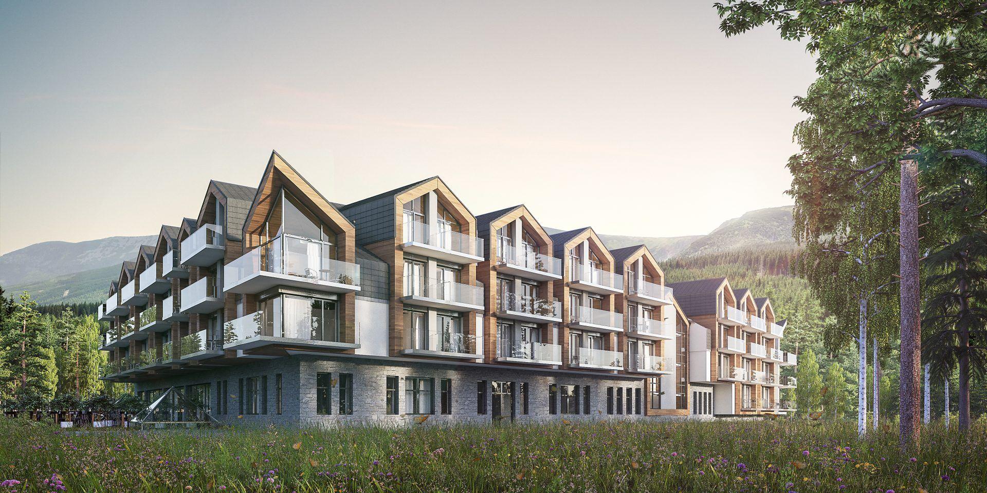 Karpacz: Ruszył 5-gwiazdkowy Green Mountain Hotel & Apartments