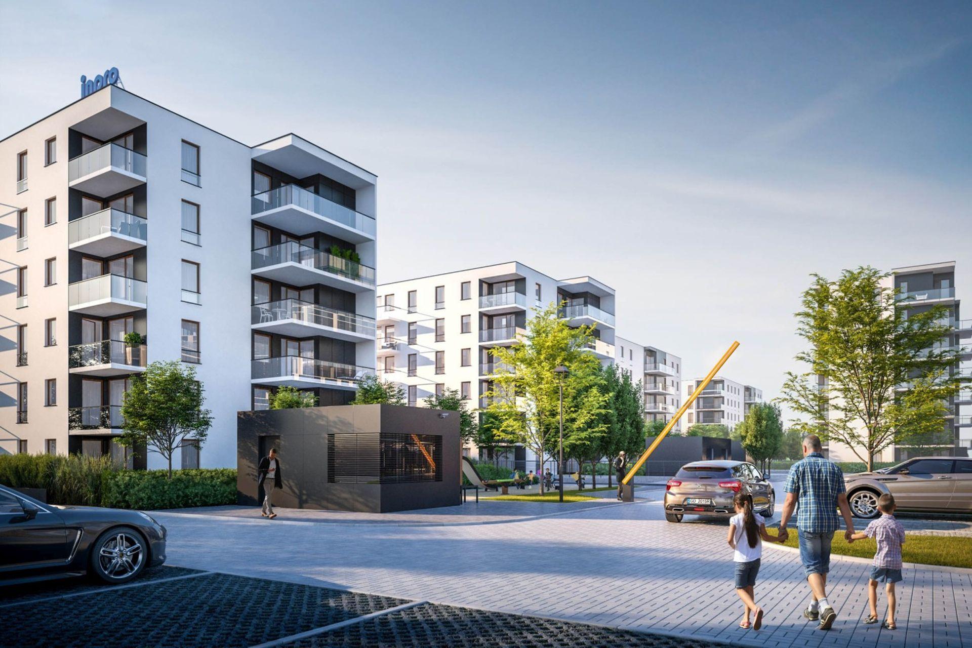 [Gdańsk] IV etap osiedla Harmonia Oliwska w Gdańsku w sprzedaży