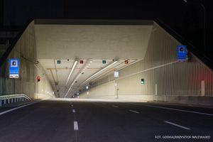 Tunel w ciągu Południowej Obwodnicy Warszawy gotowy. Kiedy nim pojedziemy? [FILM]