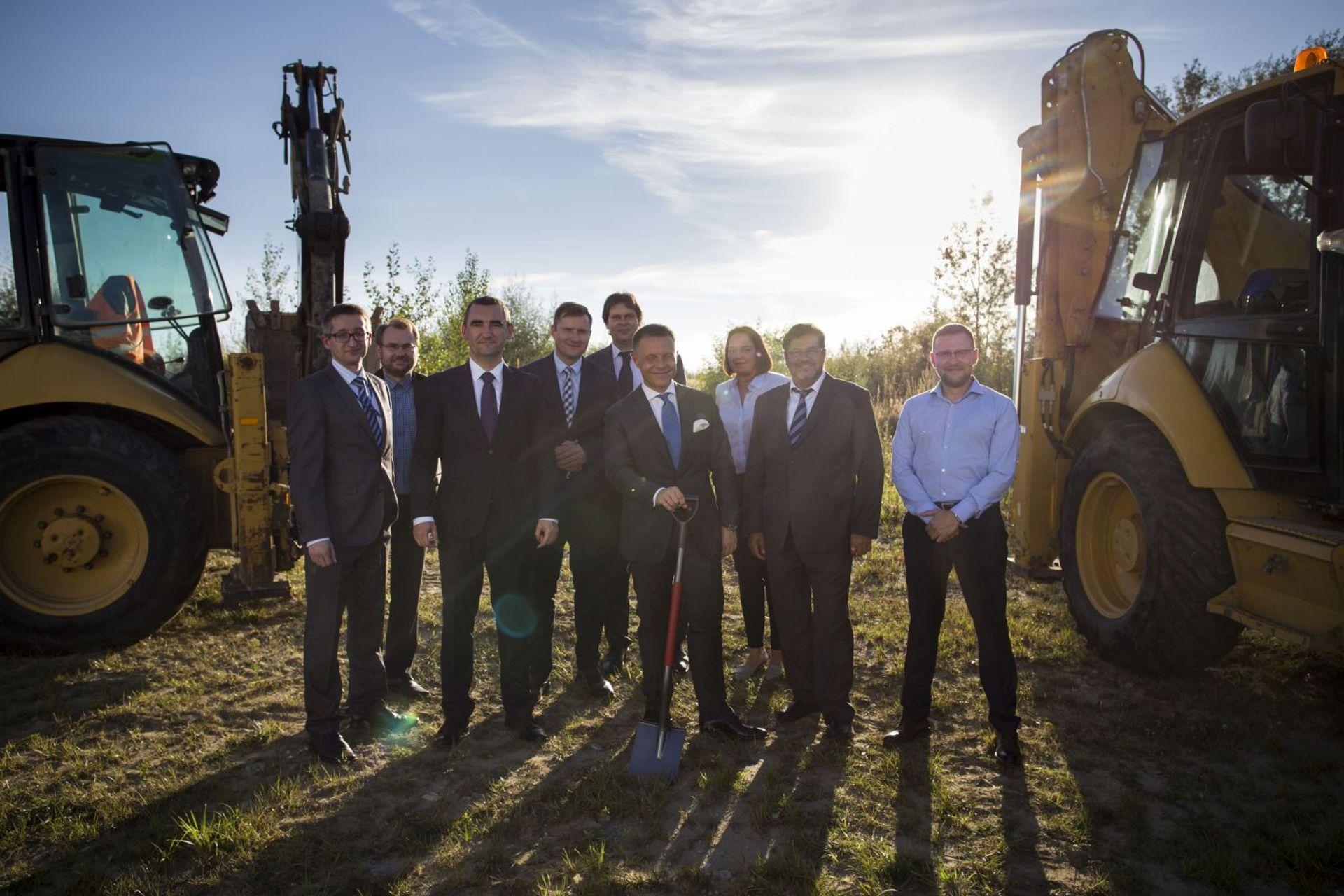 [mazowieckie] MLP Group startuje z budową centrum dystrybucyjnego dla MAKRO