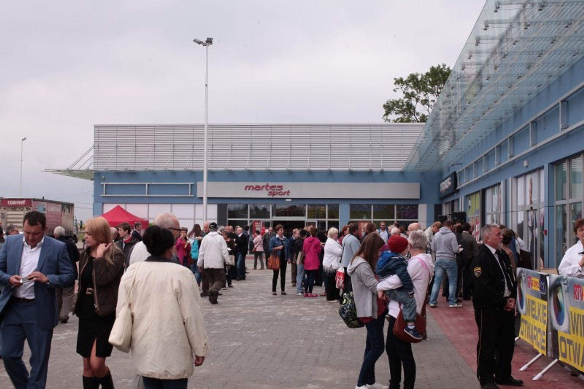 [śląskie] Czwarte centrum handlowe Karuzela już otwarte
