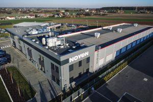 NOYEN rozbudowuje swoją fabrykę w Lublinie i zwiększa produkcję