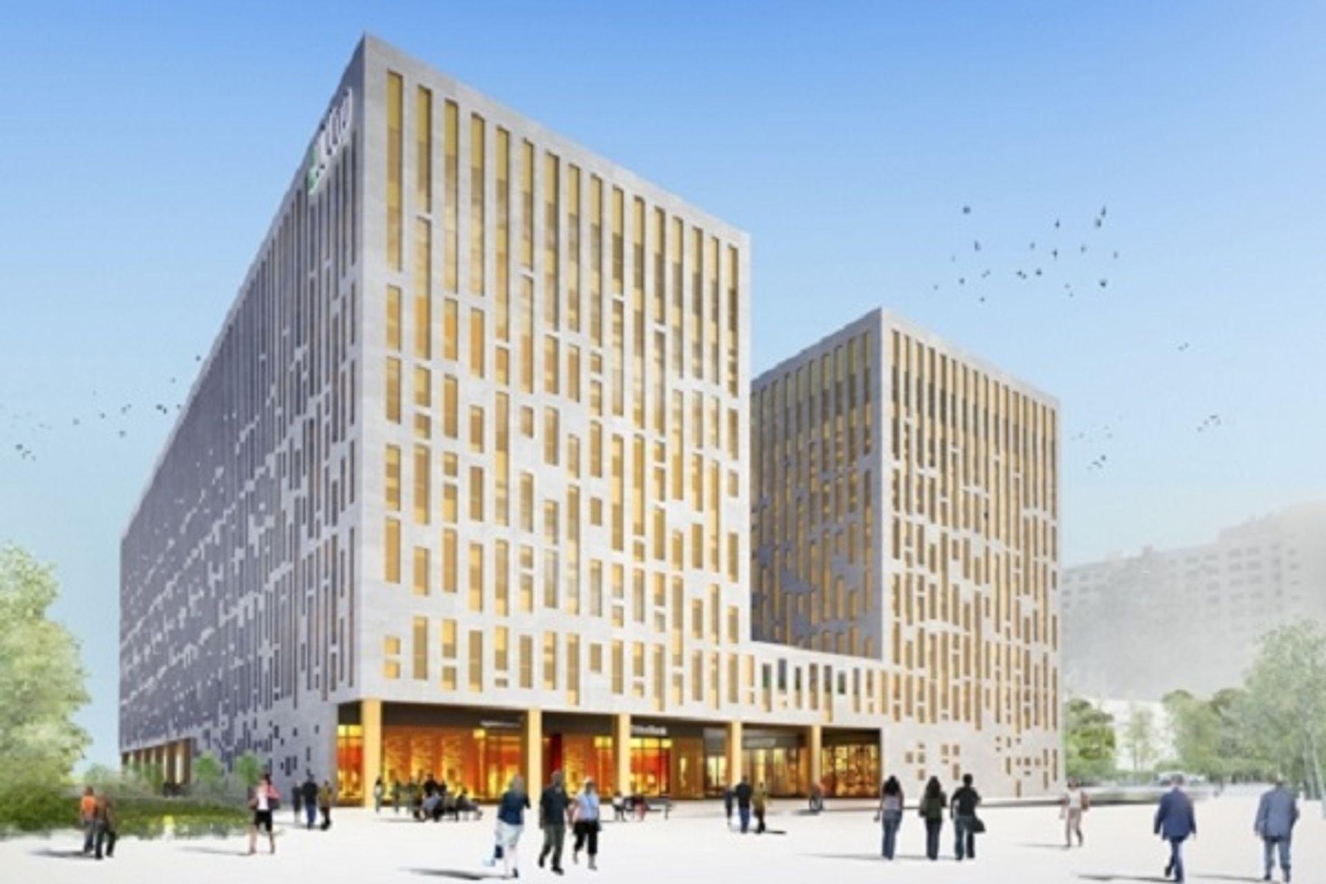 [Katowice] Konkurs na nazwę biurowca LC Corp w Katowicach