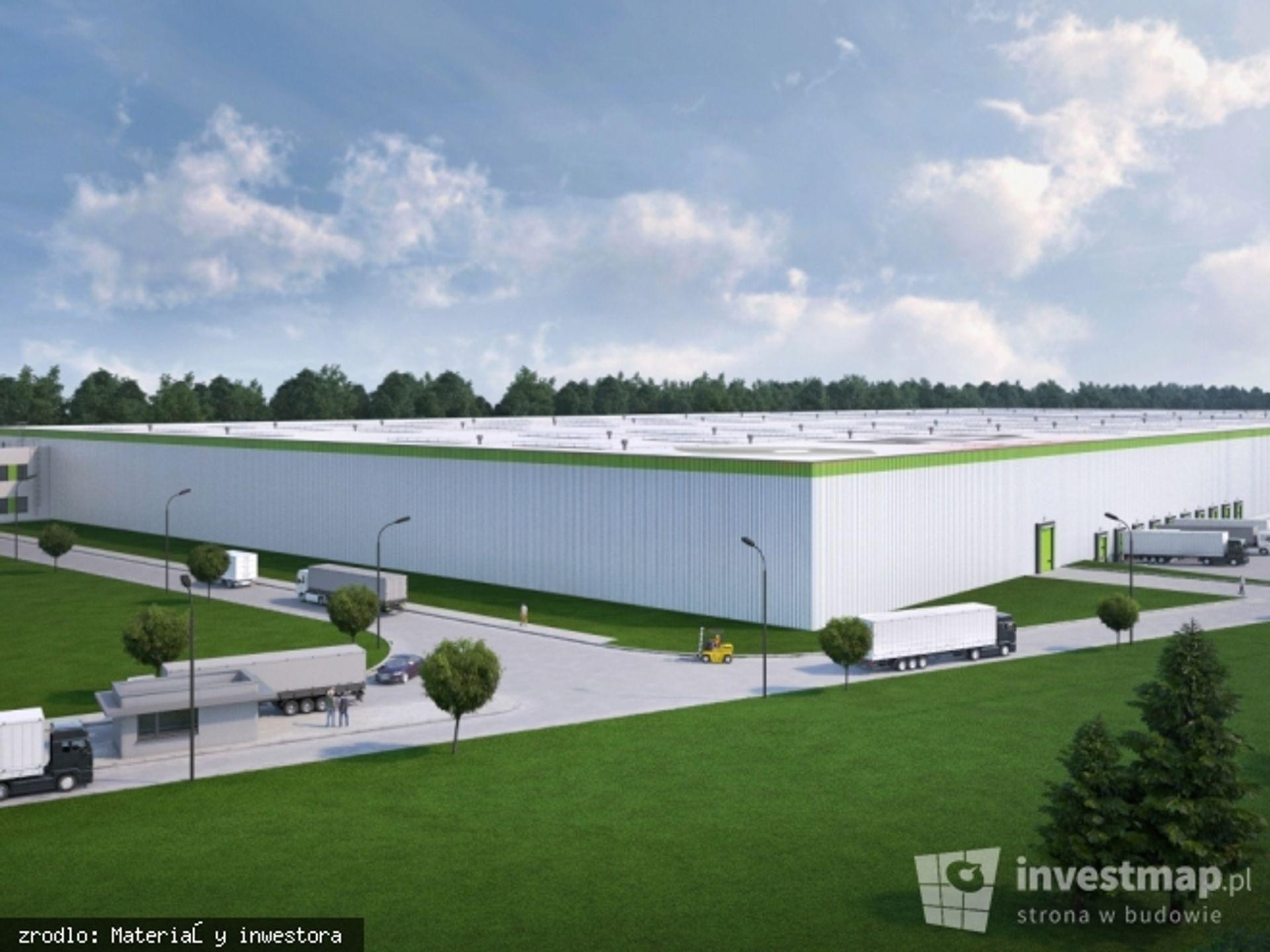 [Łódź] MLP Group przygotowuje nowy park logistyczny obok Łodzi