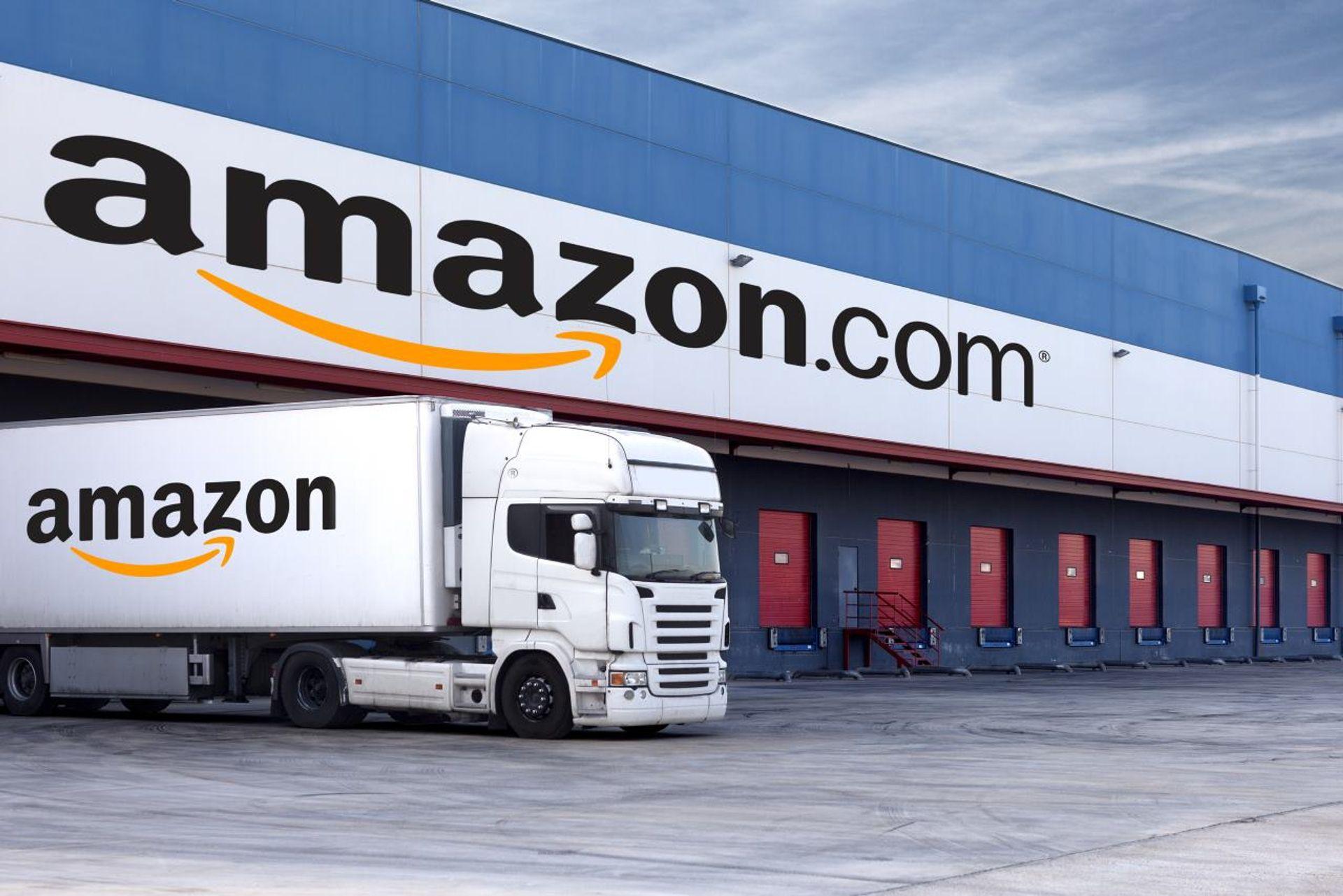[zachodniopomorskie] Amazon wybuduje kolejne centrum logistyki e-commerce