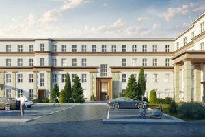 Hotel Reymont w Łodzi zmieni się w butikowy Aiden by Best Western [WIZUALIZACJE]