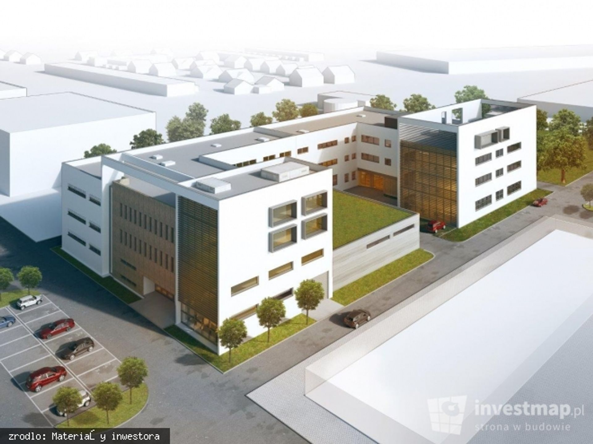 [Poznań] PTB Nickel rozbuduje biurowiec spółki ENEA Operator