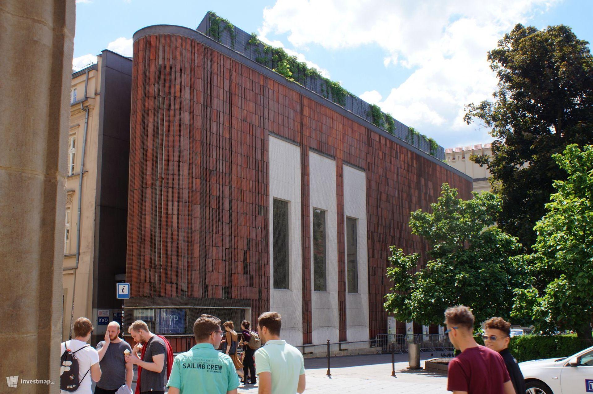 Kraków: Pawilon Wyspiańskiego do remontu